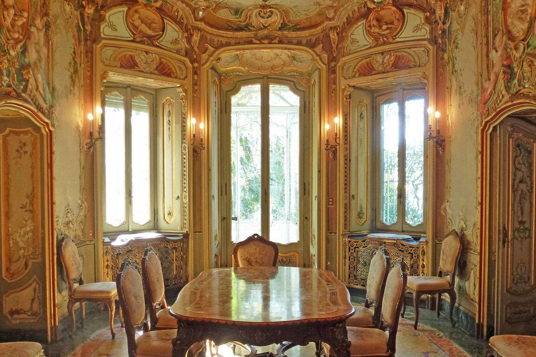 Prestigiosa villa d'epoca sul Lago di Como - 13