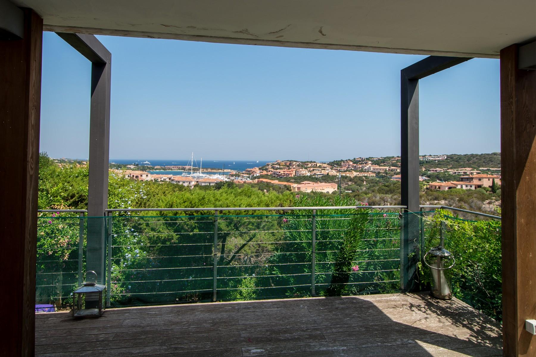 Porto Cervo Centro Wonderful semidetached house with stunning views - 13