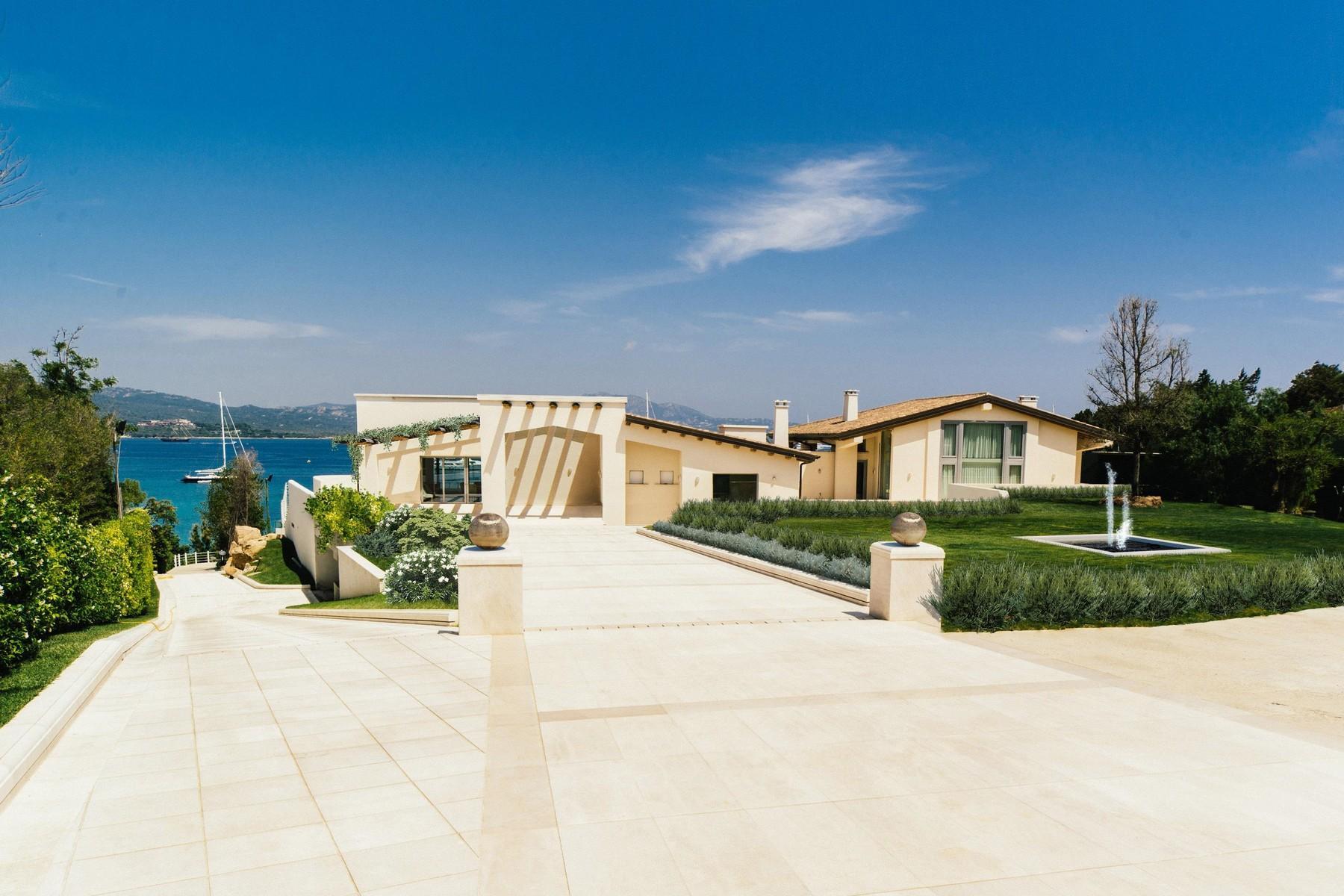 Meravigliosa villa sul mare in Costa Smeralda - 30