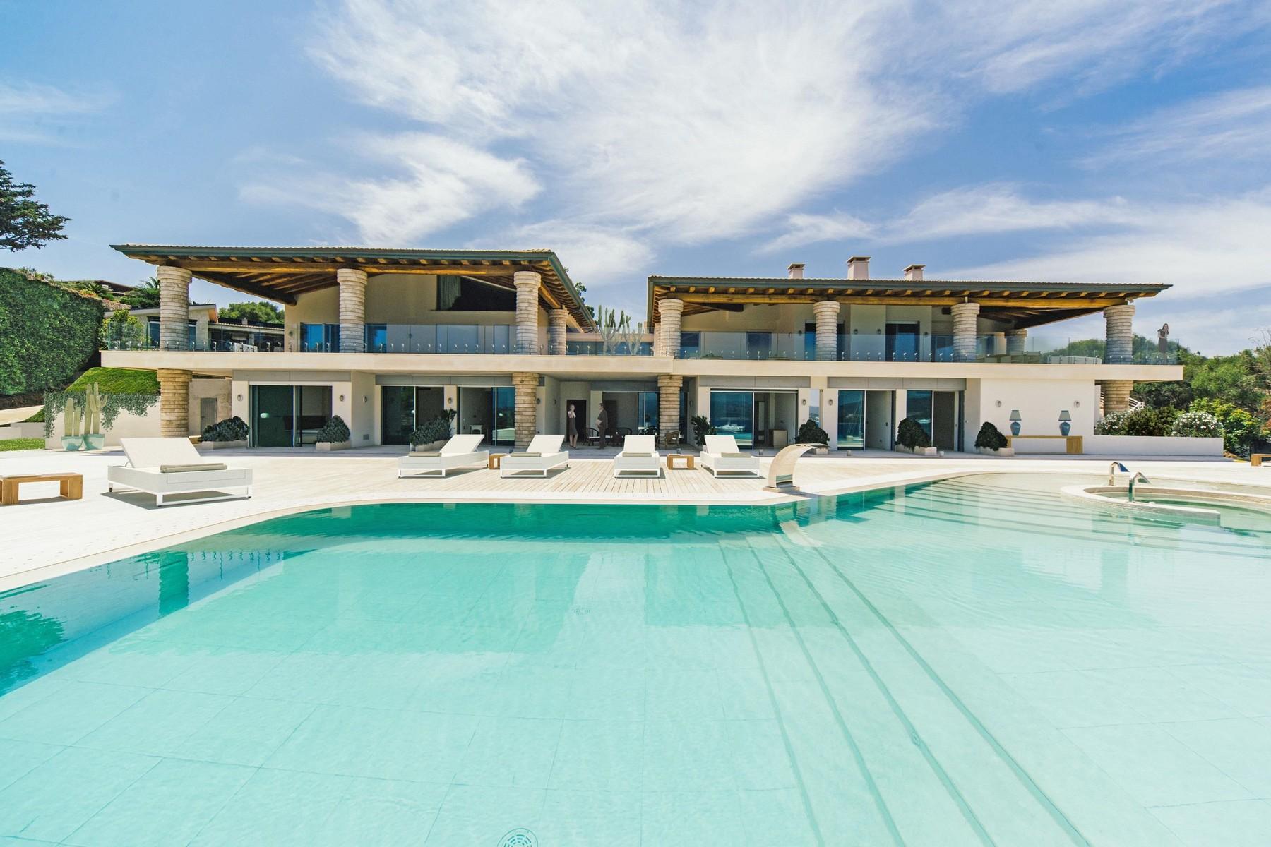 Meravigliosa villa sul mare in Costa Smeralda - 17