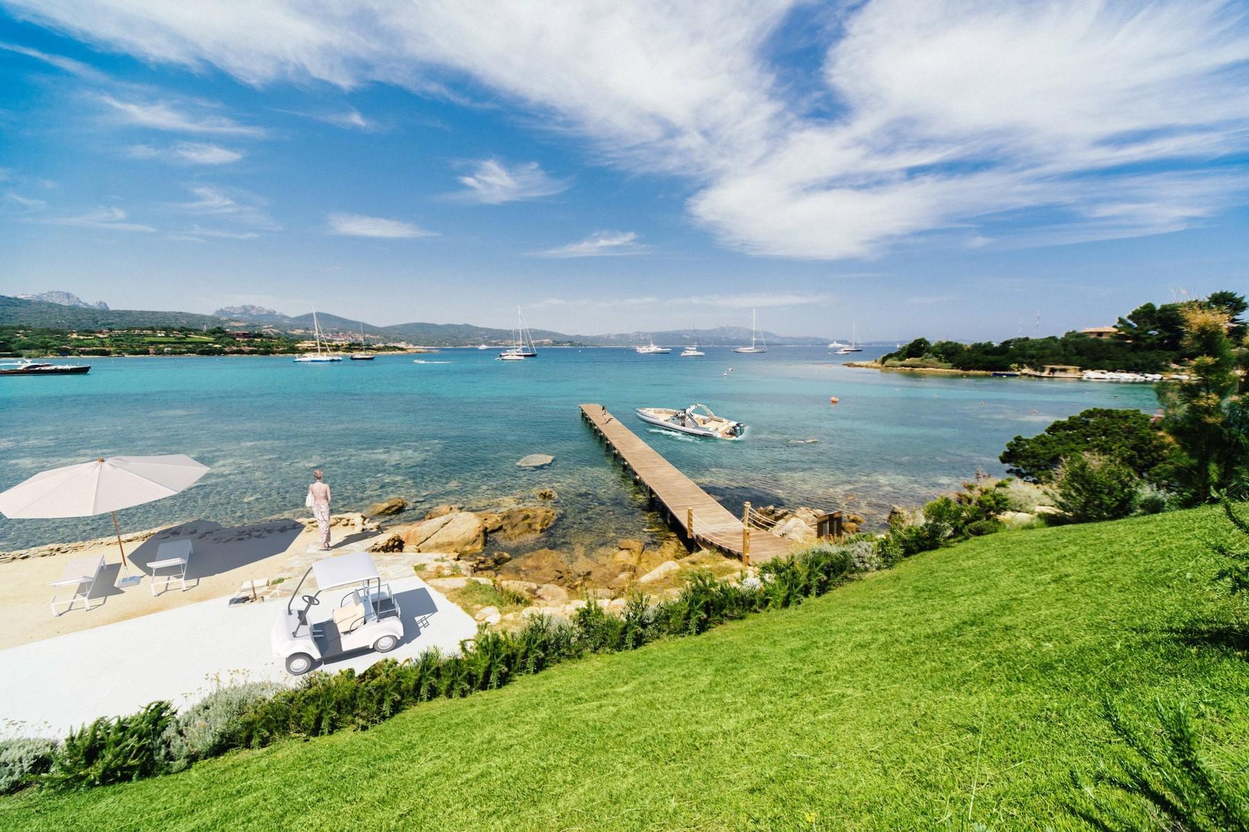 Wunderschöne Villa am Meer an der Costa Smeralda - 3