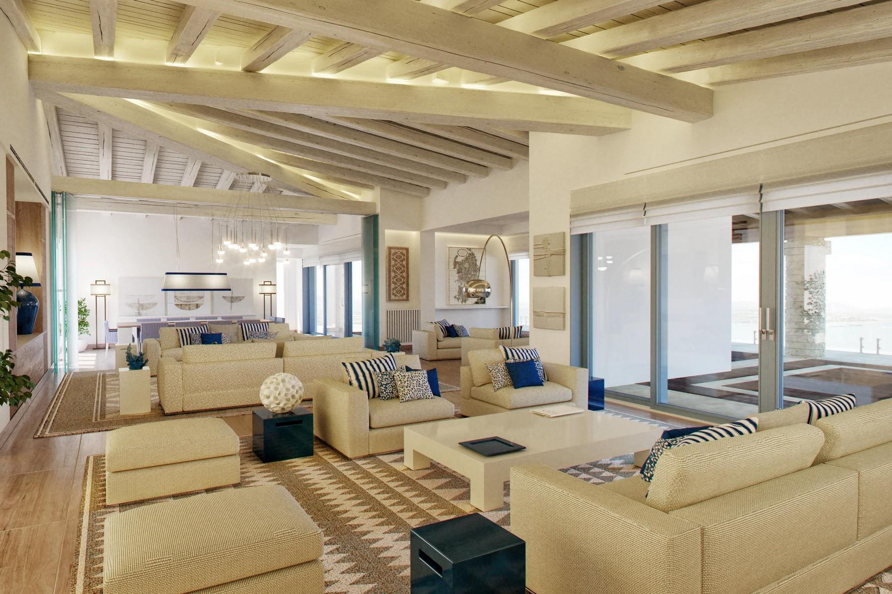 Meravigliosa villa sul mare in Costa Smeralda - 9
