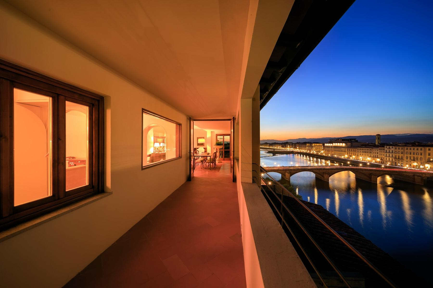 Stunning apartment with breathtaking view on Florence - 1