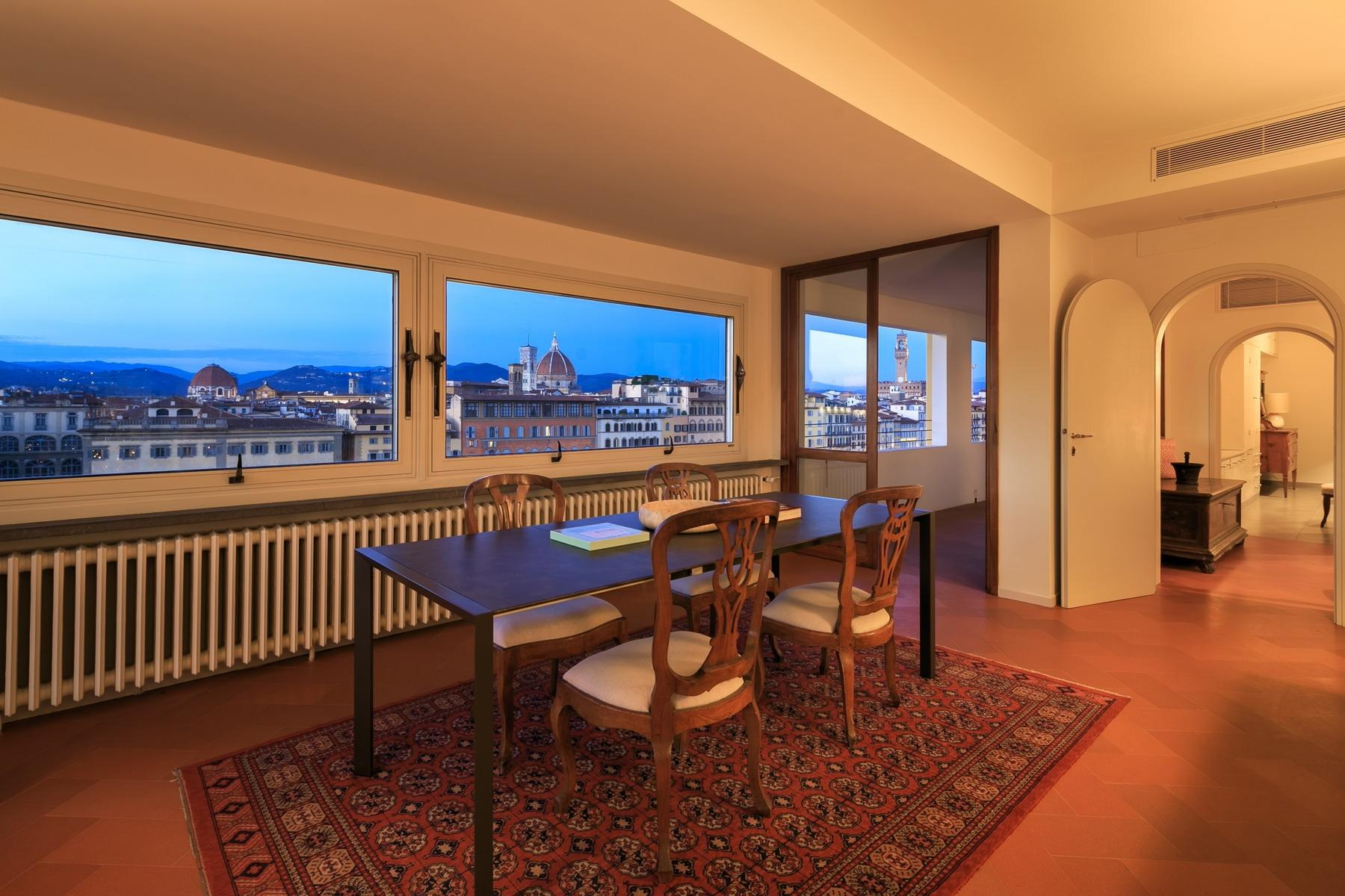 Stunning apartment with breathtaking view on Florence - 4
