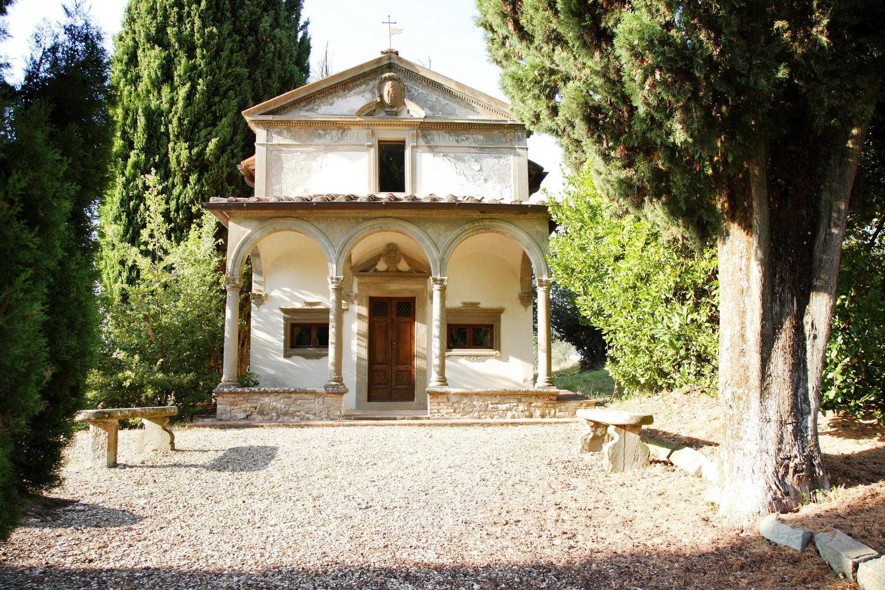 Historical estate in the heart of the 'Chianti Classico' - 3