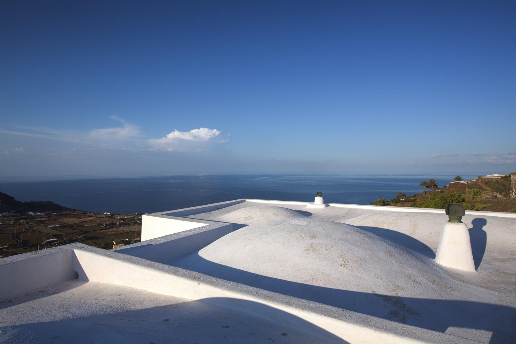 Prächtiges Dammuso auf der Perla Nera des Mittelmeers - 5