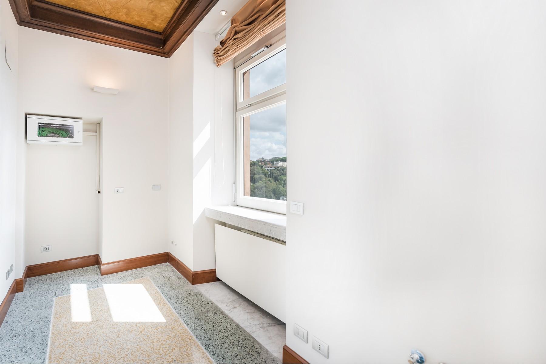 Престижный пятый этаж внутри Виллы Бразини - 18