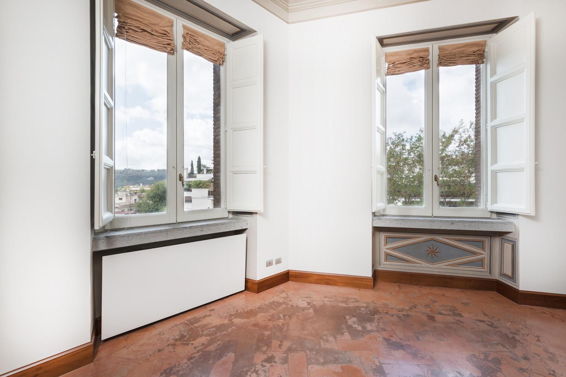 Престижный пятый этаж внутри Виллы Бразини - 10