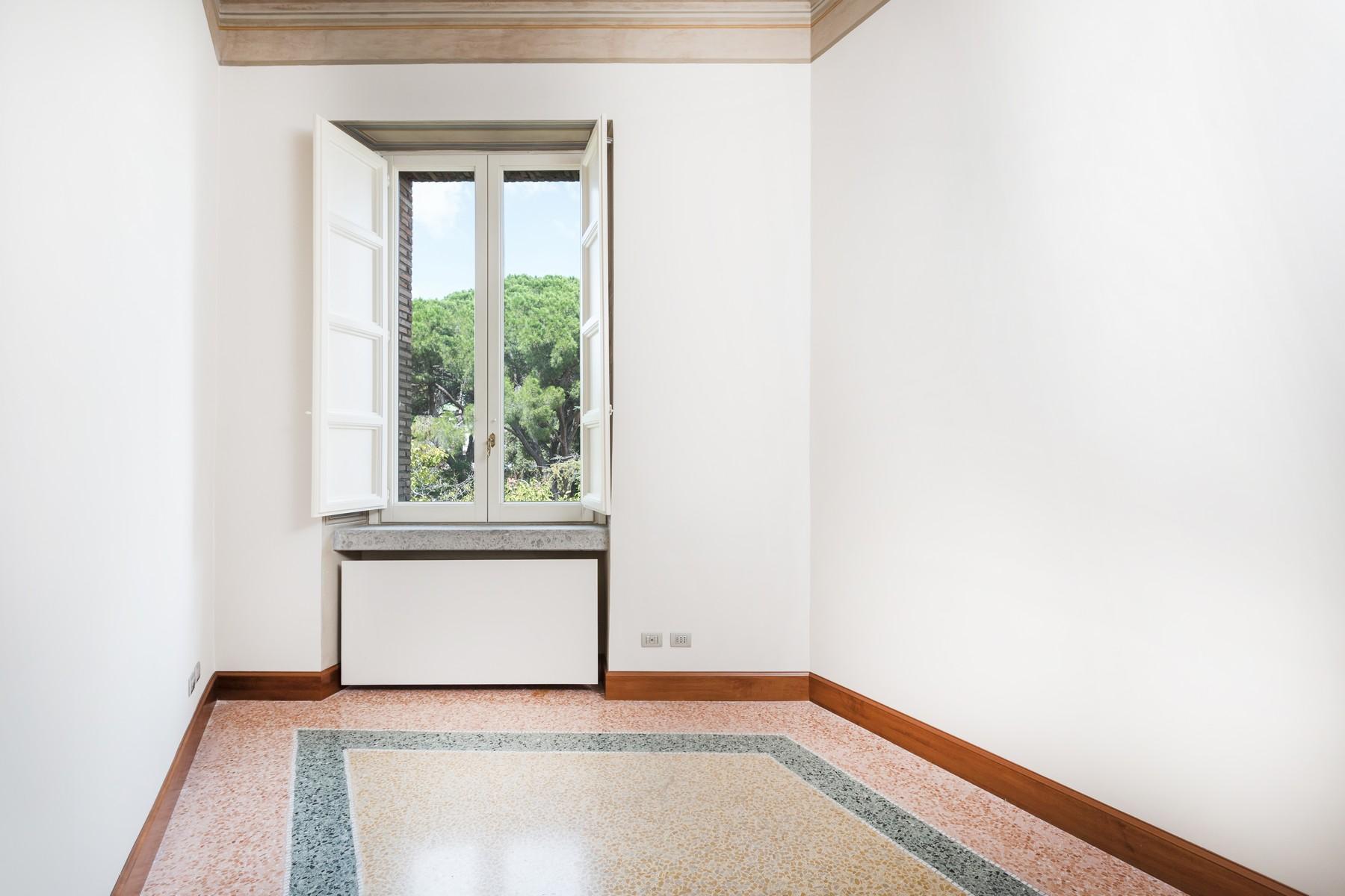 Престижный пятый этаж внутри Виллы Бразини - 13