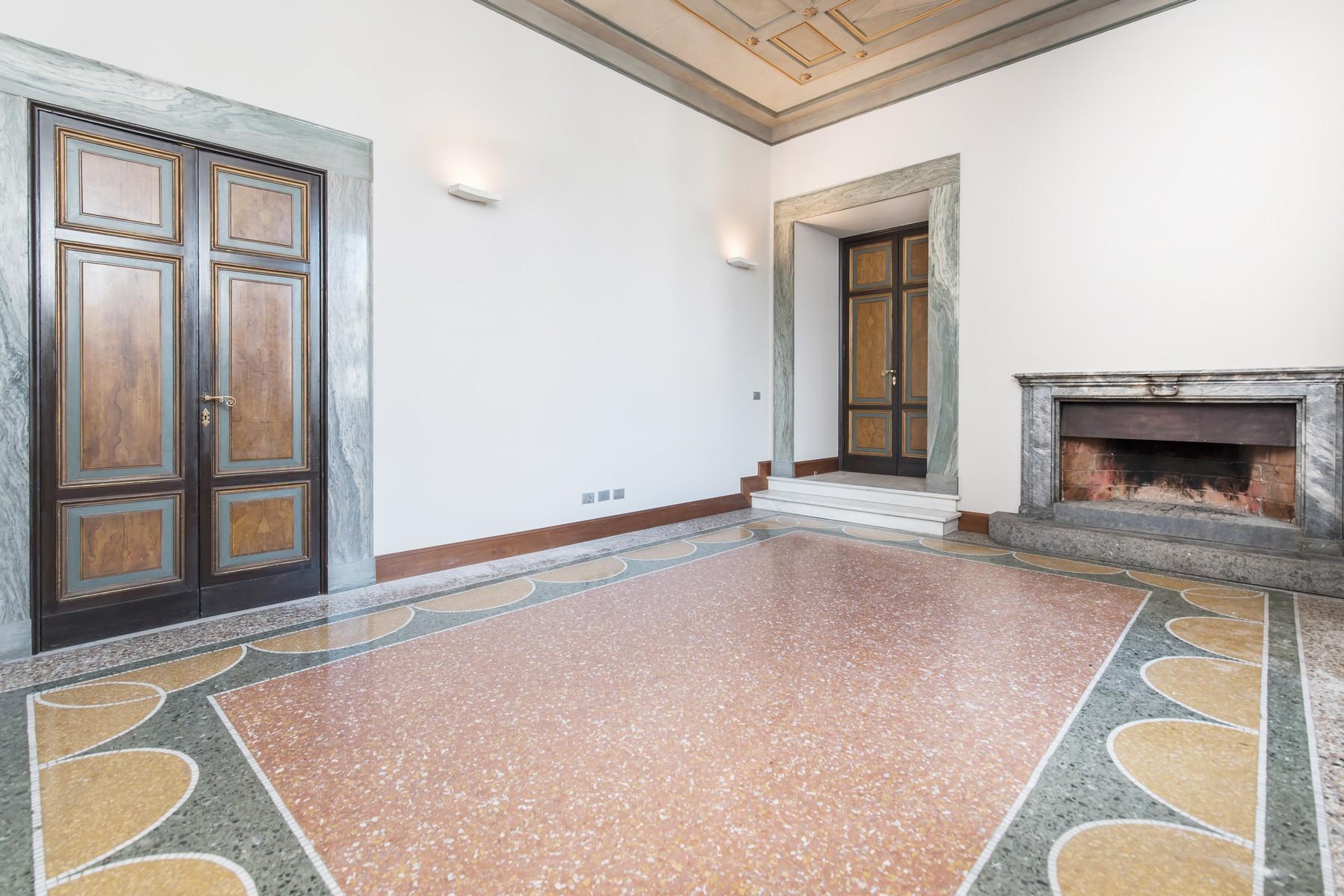 Splendido appartamento nella prestigiosa Villa Brasini - 2