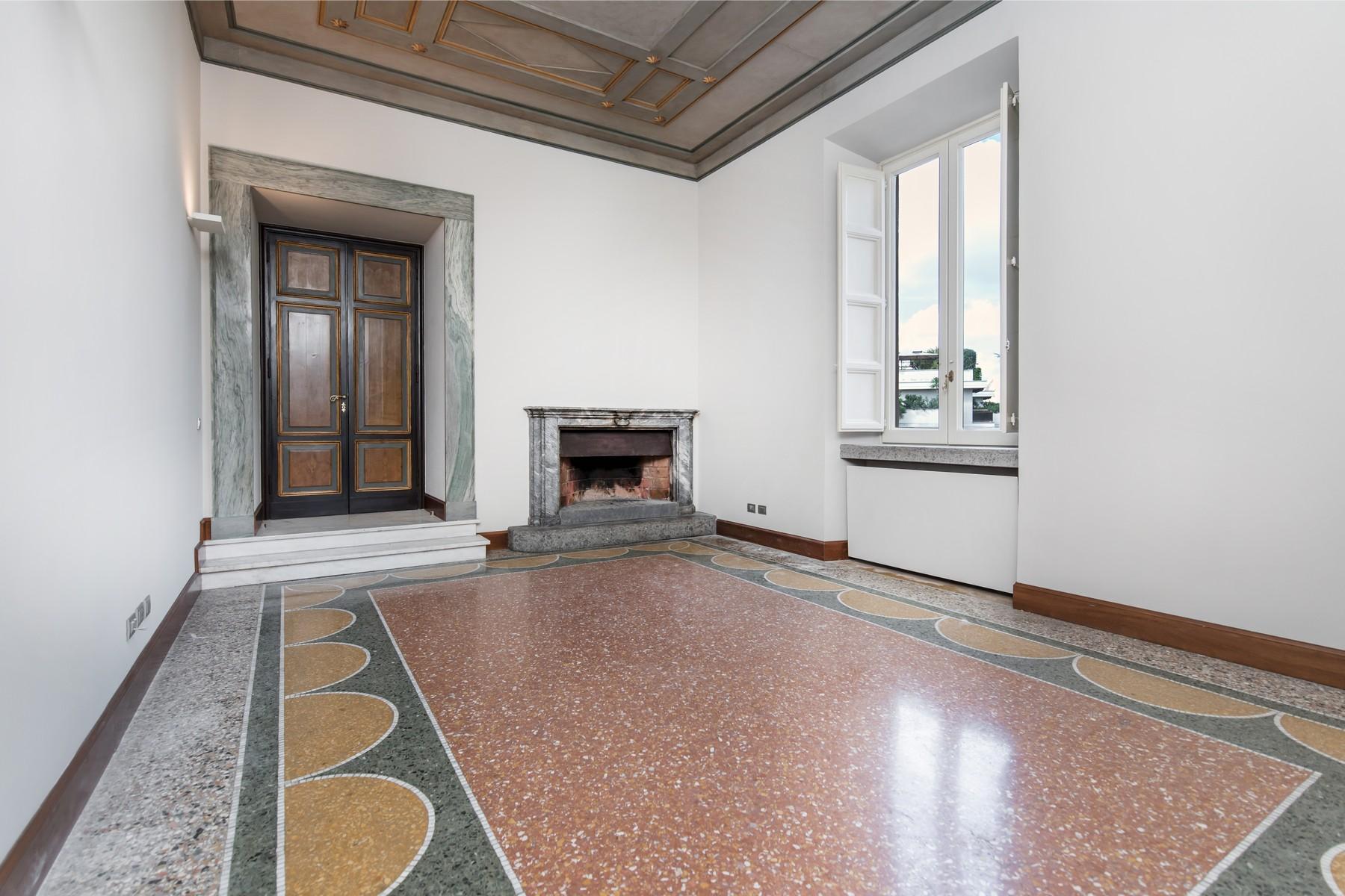 Splendido appartamento nella prestigiosa Villa Brasini - 3