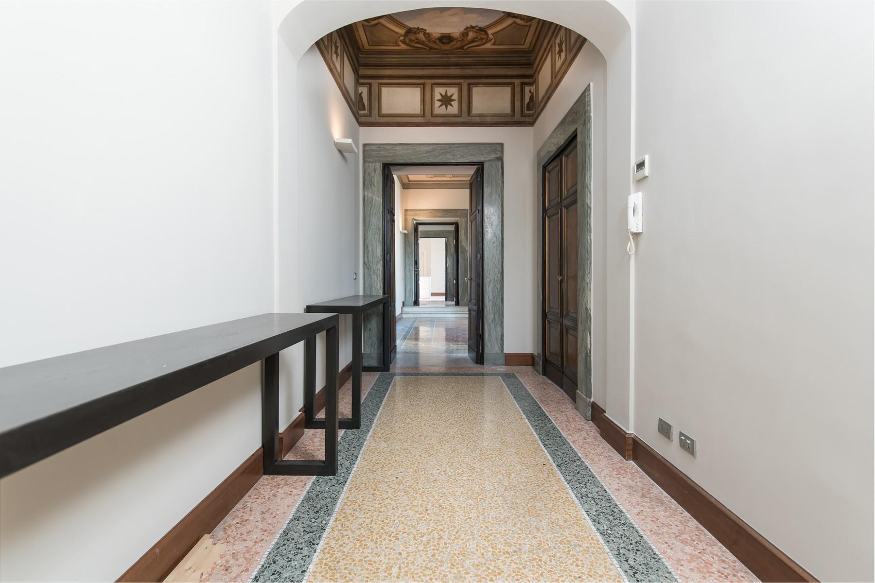 Splendido appartamento nella prestigiosa Villa Brasini - 4
