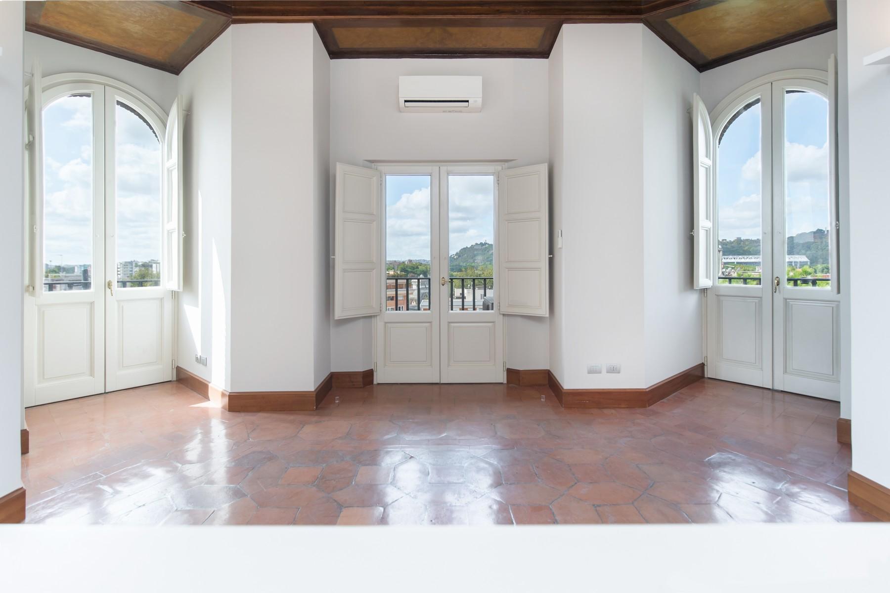 Splendido appartamento nella prestigiosa Villa Brasini - 1