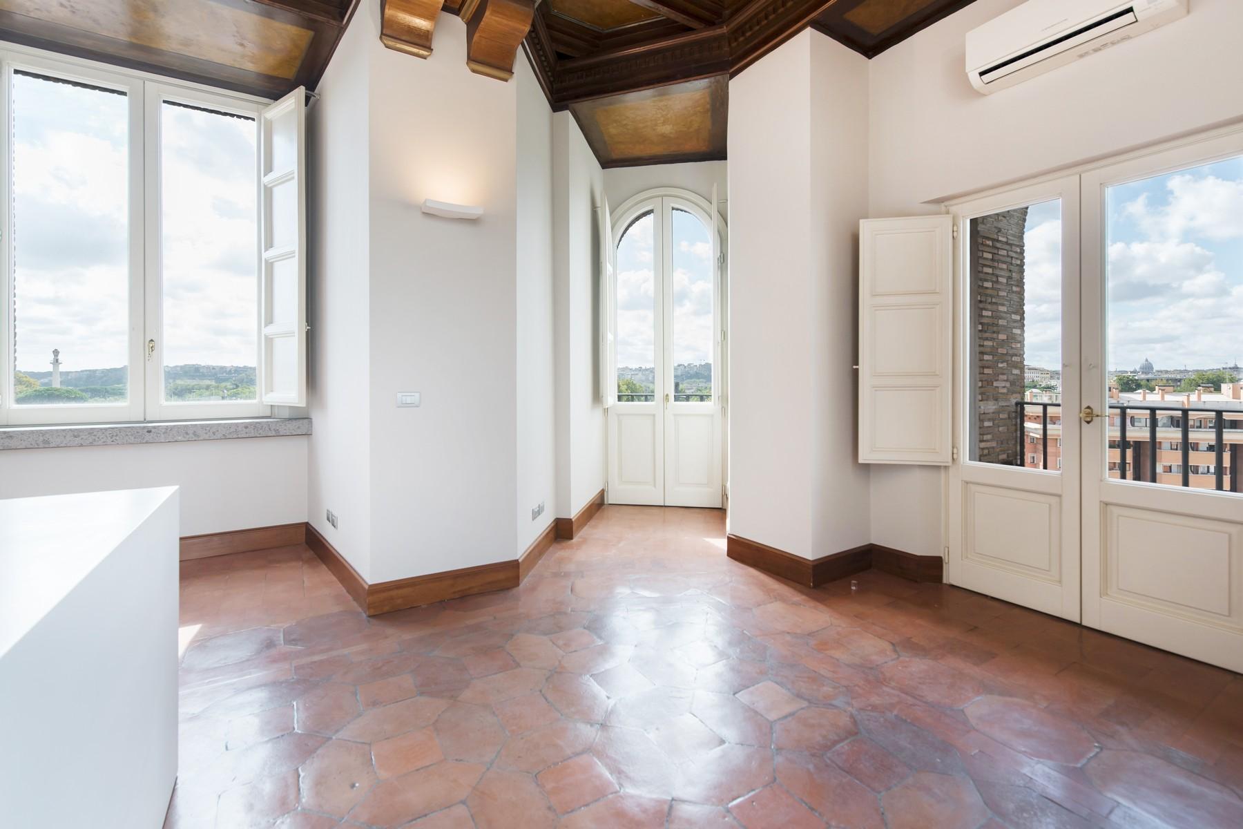 Splendido appartamento nella prestigiosa Villa Brasini - 6