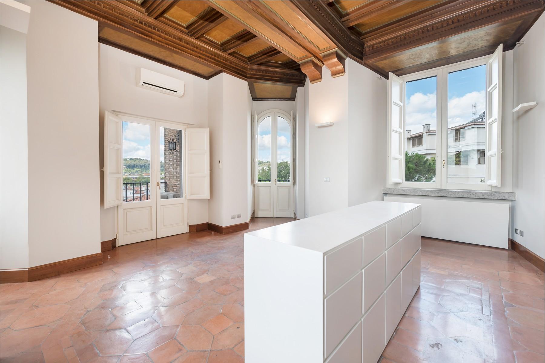 位于著名的Brasini别墅内的优雅的公寓 - 7