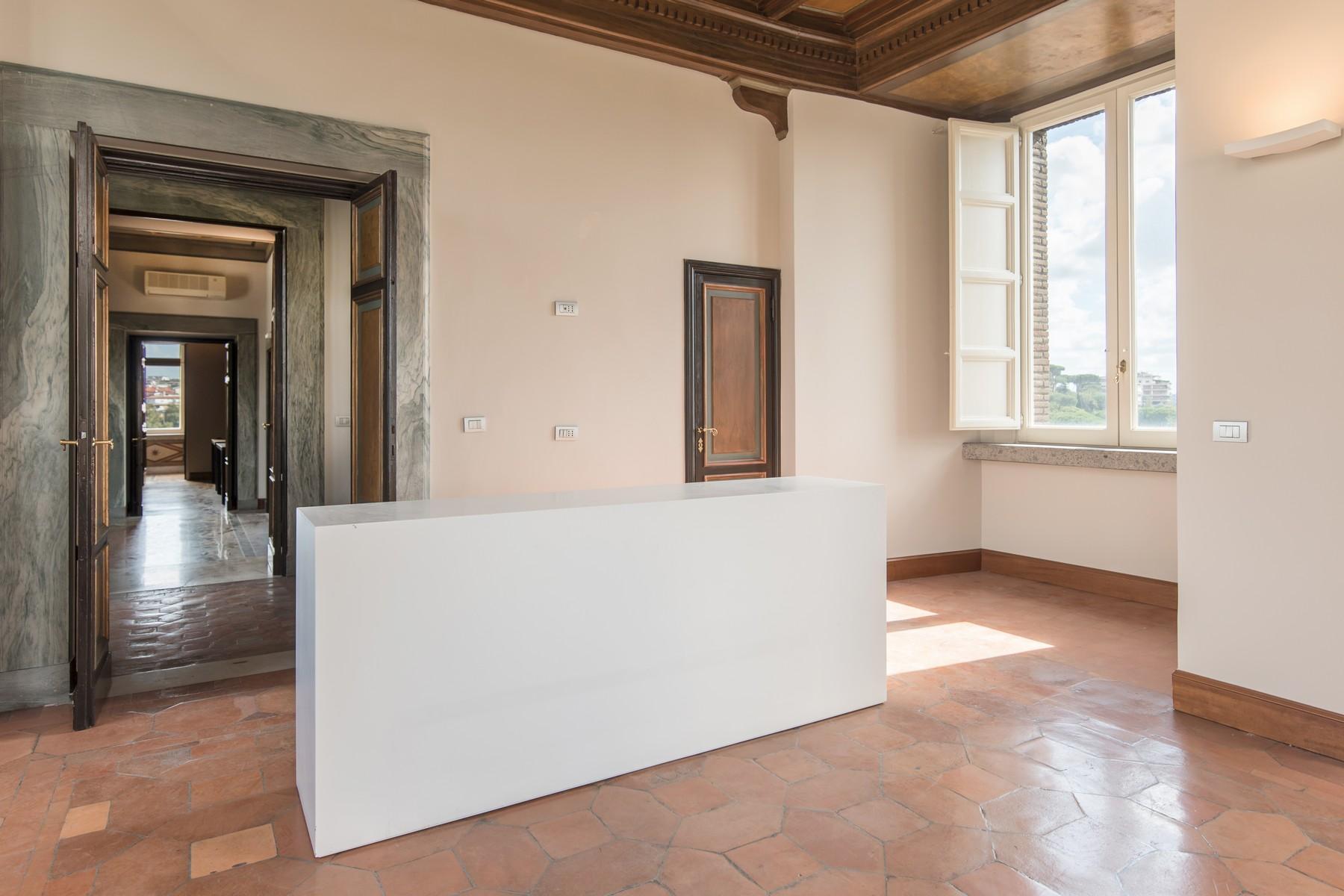Splendido appartamento nella prestigiosa Villa Brasini - 8