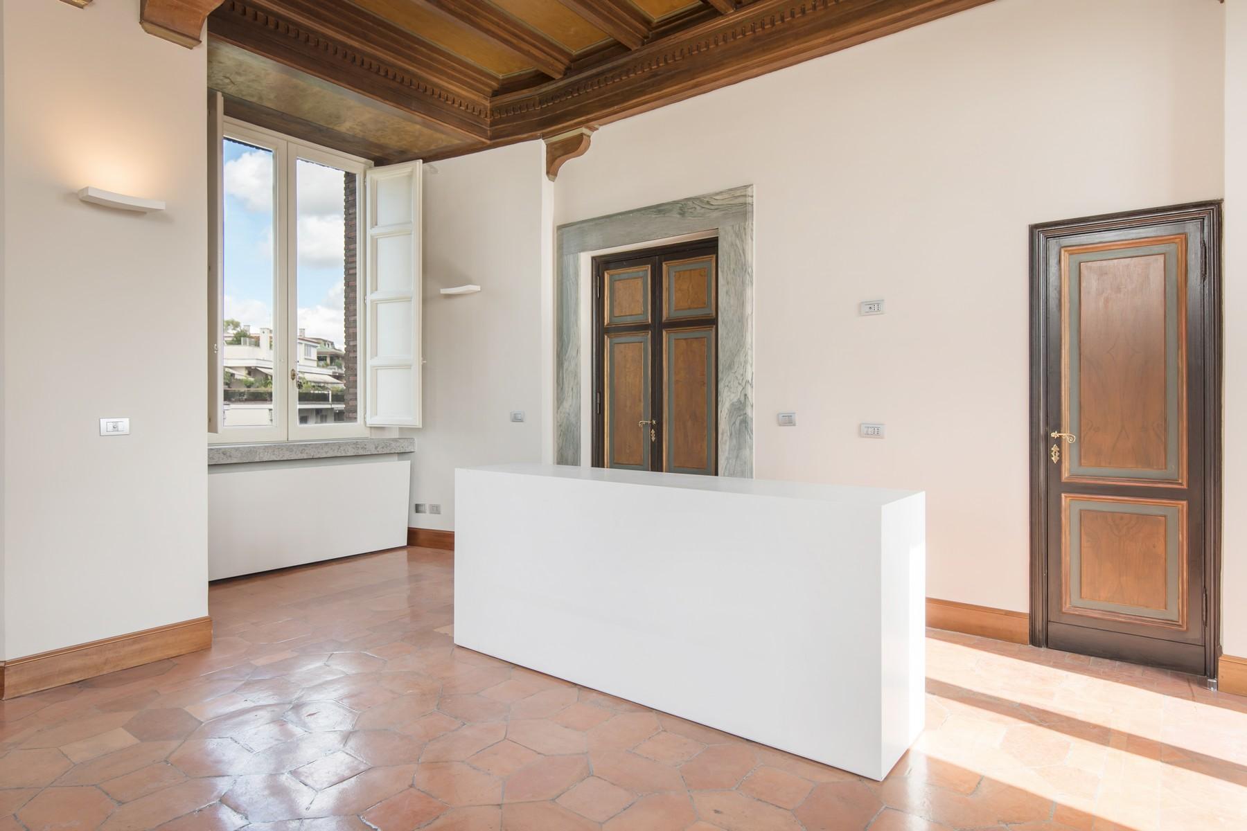 位于著名的Brasini别墅内的优雅的公寓 - 11