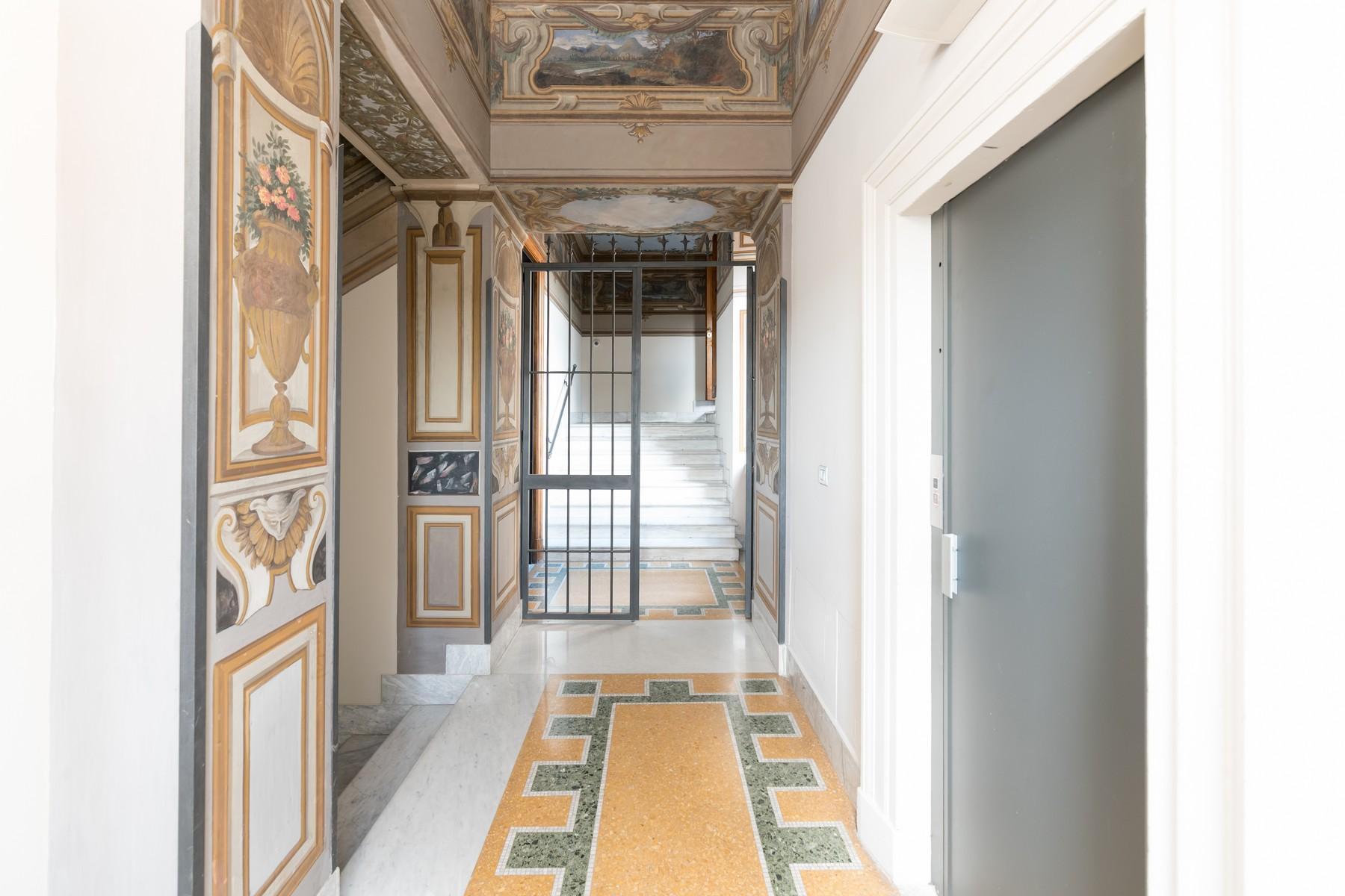 位于著名的Brasini别墅内的优雅的公寓 - 12