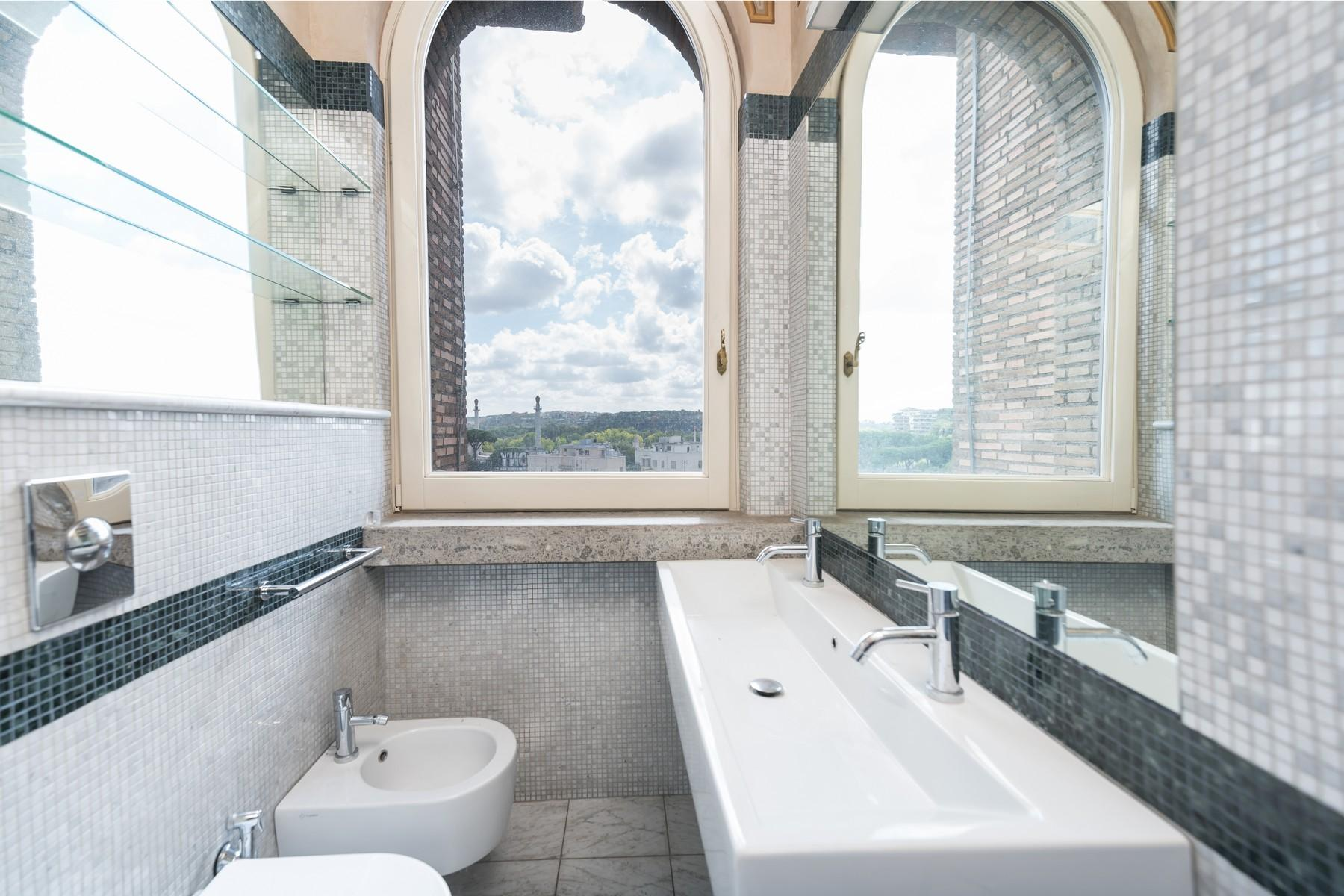 Splendido appartamento nella prestigiosa Villa Brasini - 15