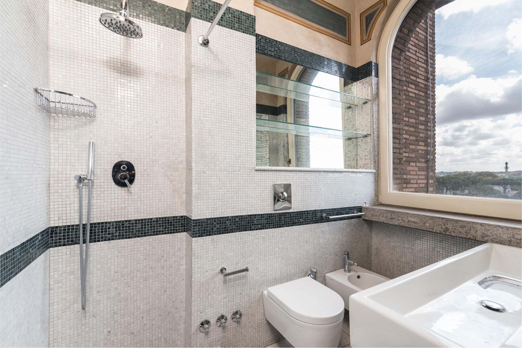 位于著名的Brasini别墅内的优雅的公寓 - 16