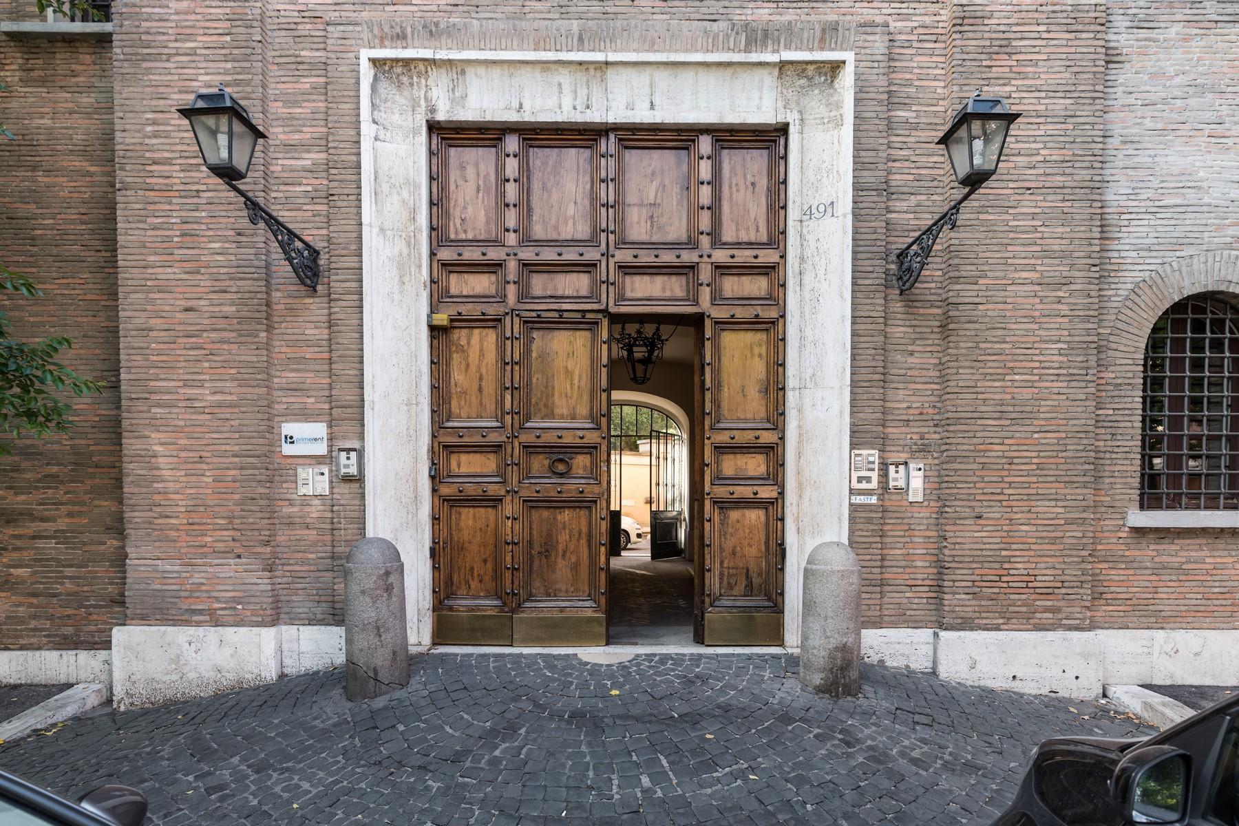 Splendido appartamento nella prestigiosa Villa Brasini - 20