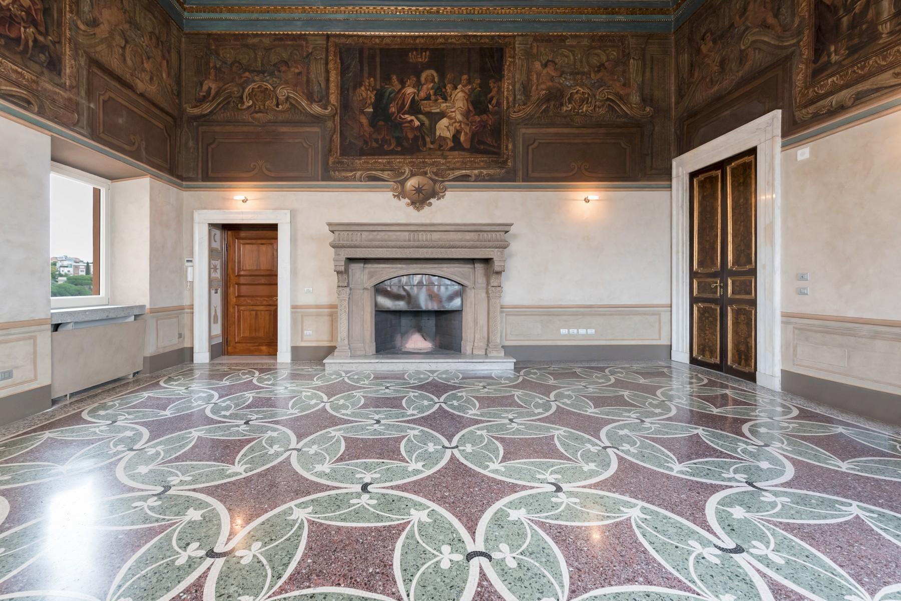 Prestigioso appartamento di rappresentanza all'interno di Villa Brasini - 3