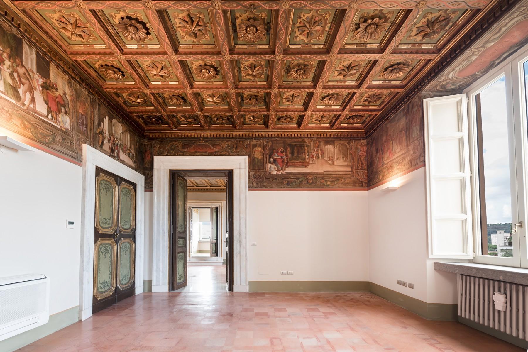 Prestigioso appartamento di rappresentanza all'interno di Villa Brasini - 6