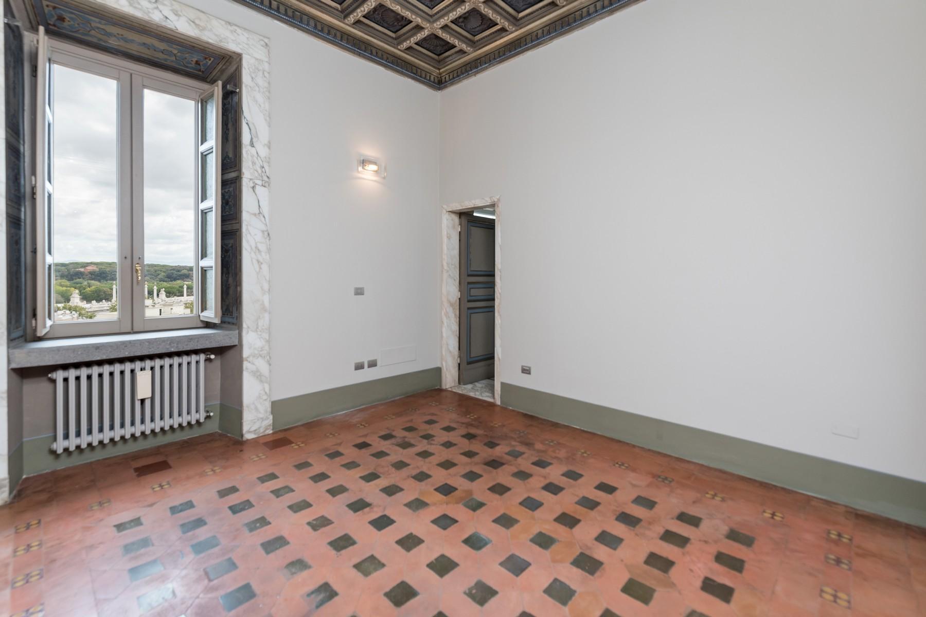 Prestigioso appartamento di rappresentanza all'interno di Villa Brasini - 7
