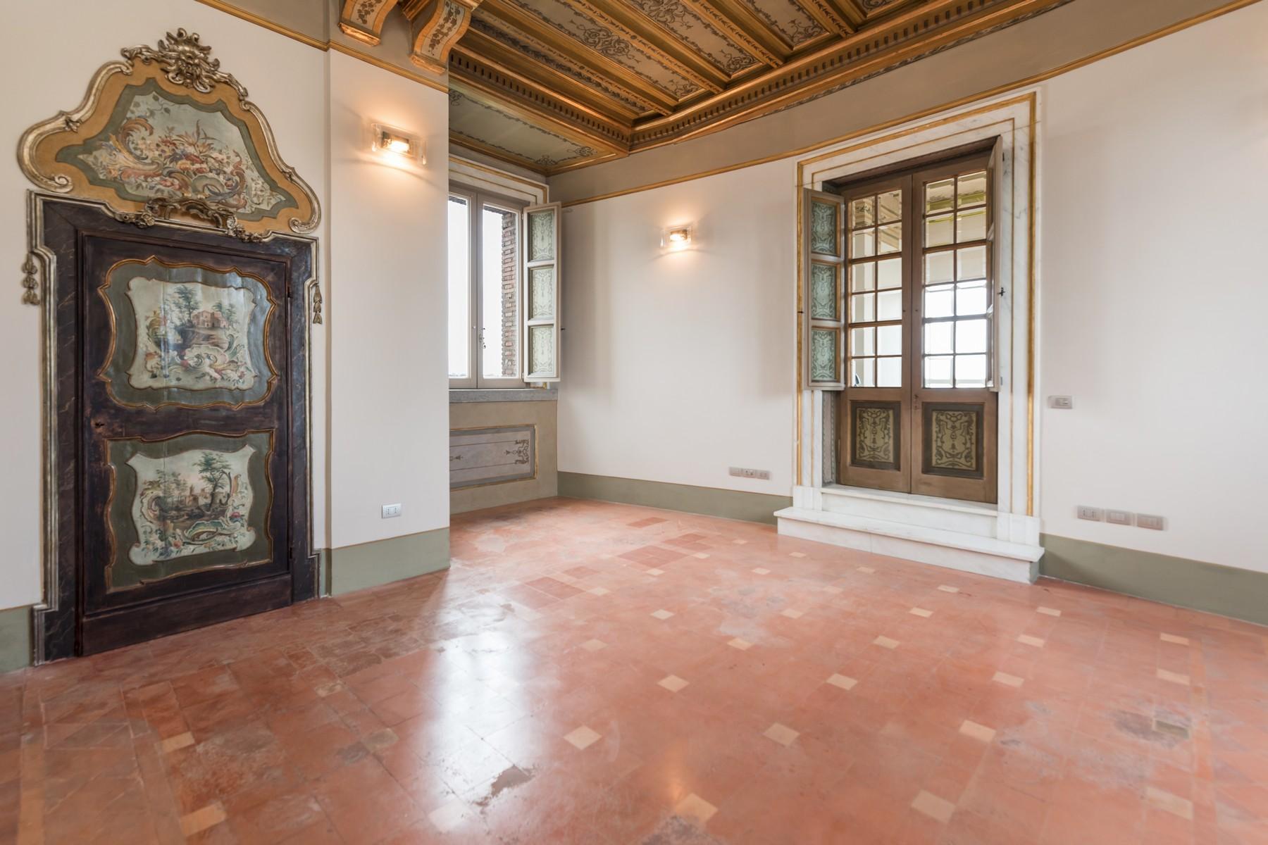 Prestigioso appartamento di rappresentanza all'interno di Villa Brasini - 8