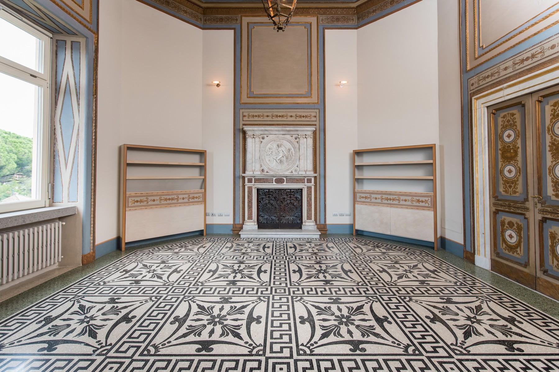 Prestigioso appartamento di rappresentanza all'interno di Villa Brasini - 4
