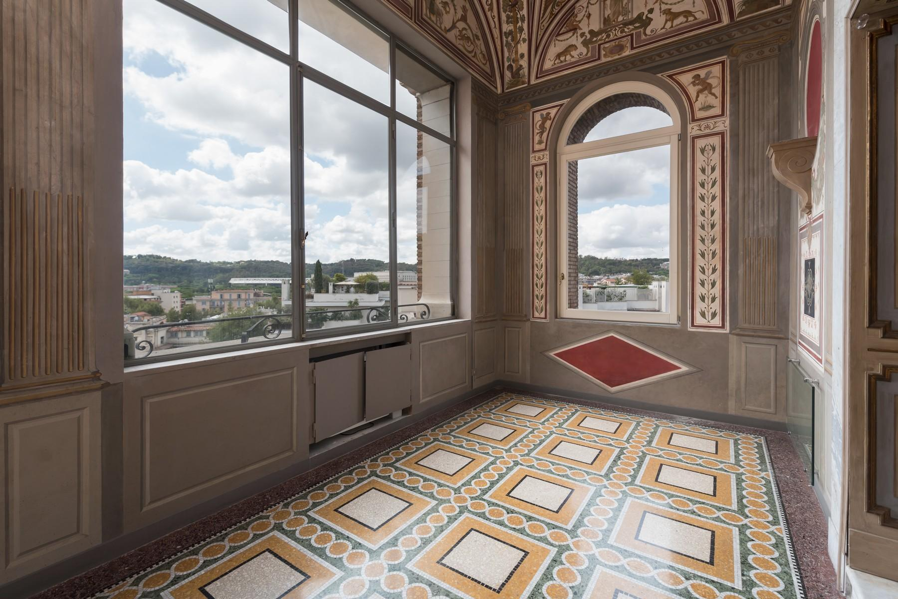 Prestigioso appartamento di rappresentanza all'interno di Villa Brasini - 1