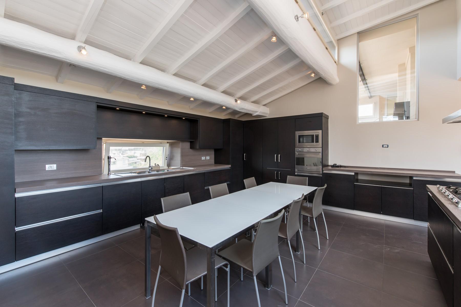 Luxury penthouse inside Villa Brasini with stunning views - 15