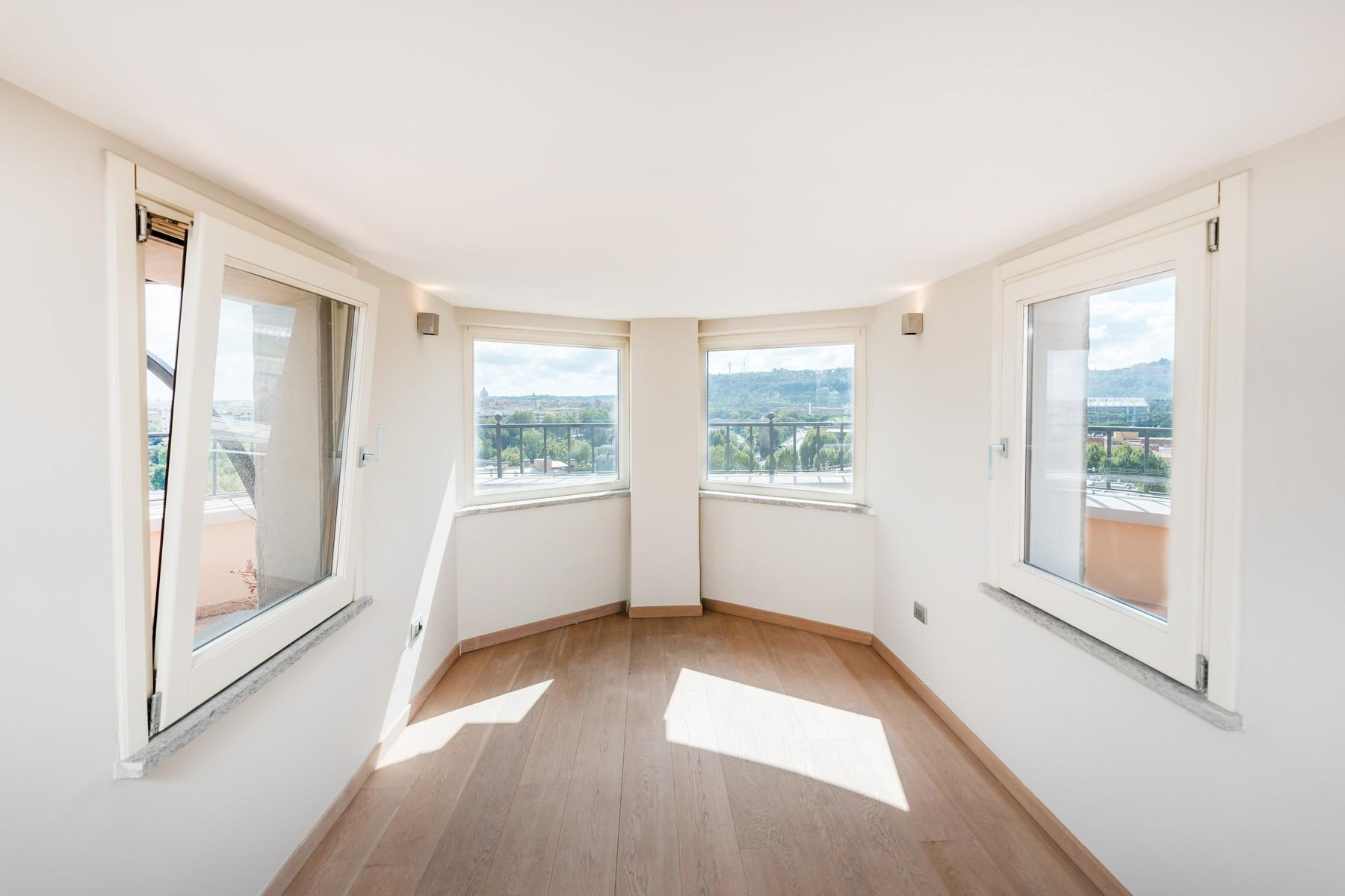 Luxury penthouse inside Villa Brasini with stunning views - 8