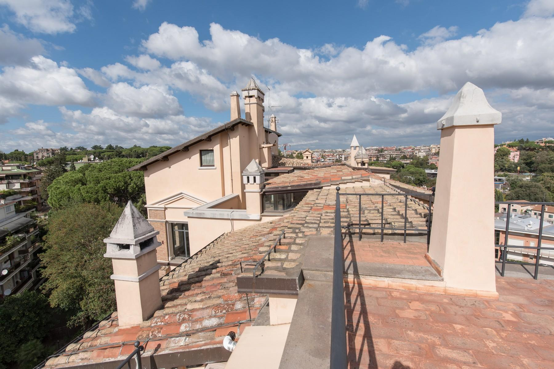 Superattico di lusso a Villa Brasini - 20