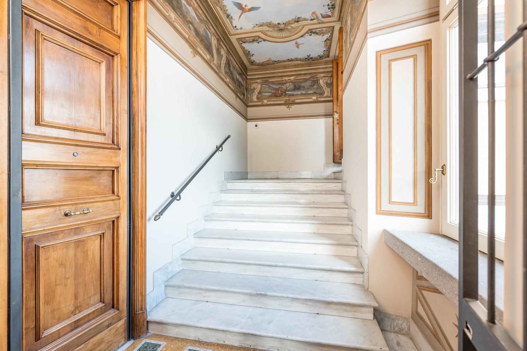 Luxury penthouse inside Villa Brasini with stunning views - 4