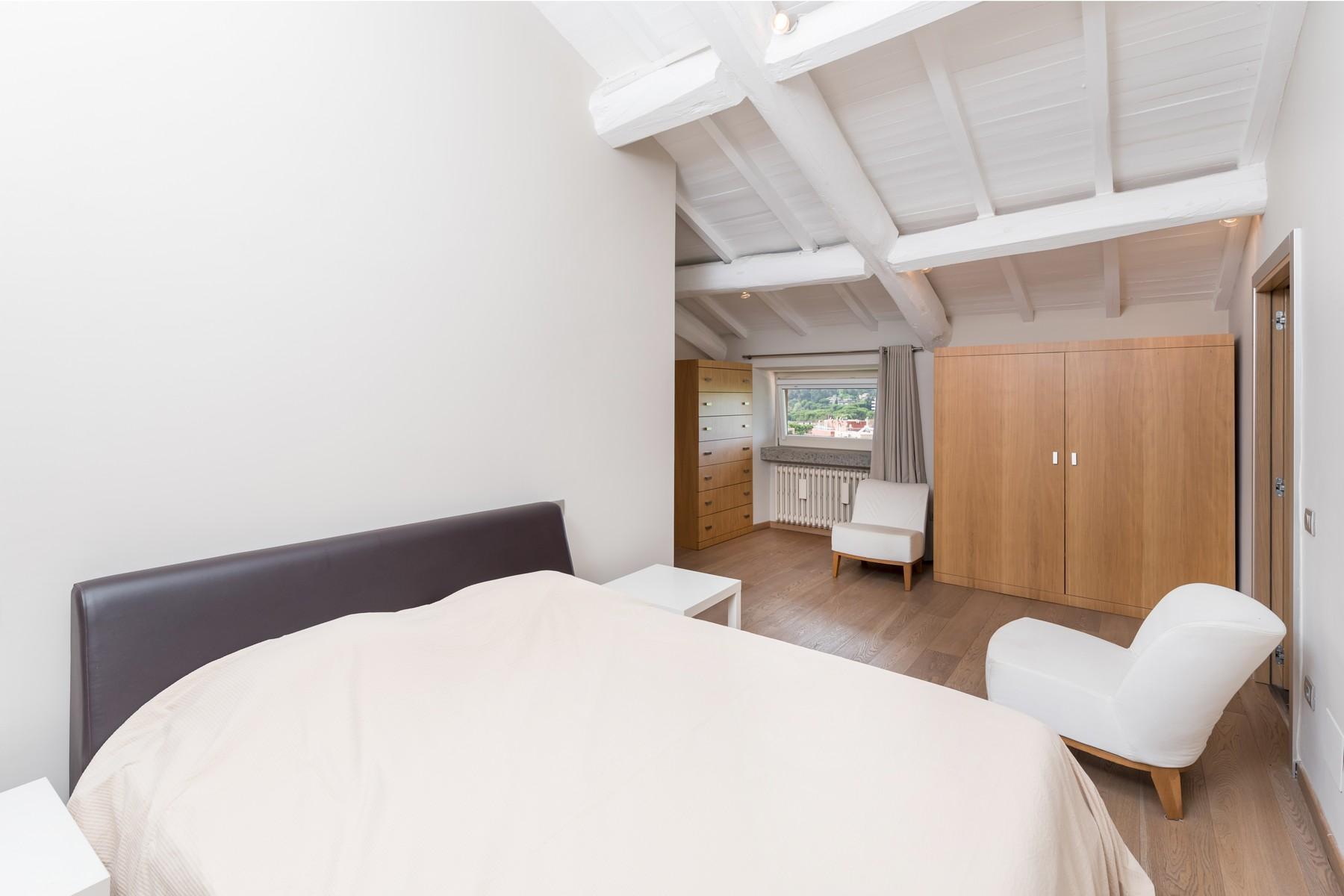 Luxury penthouse inside Villa Brasini with stunning views - 23