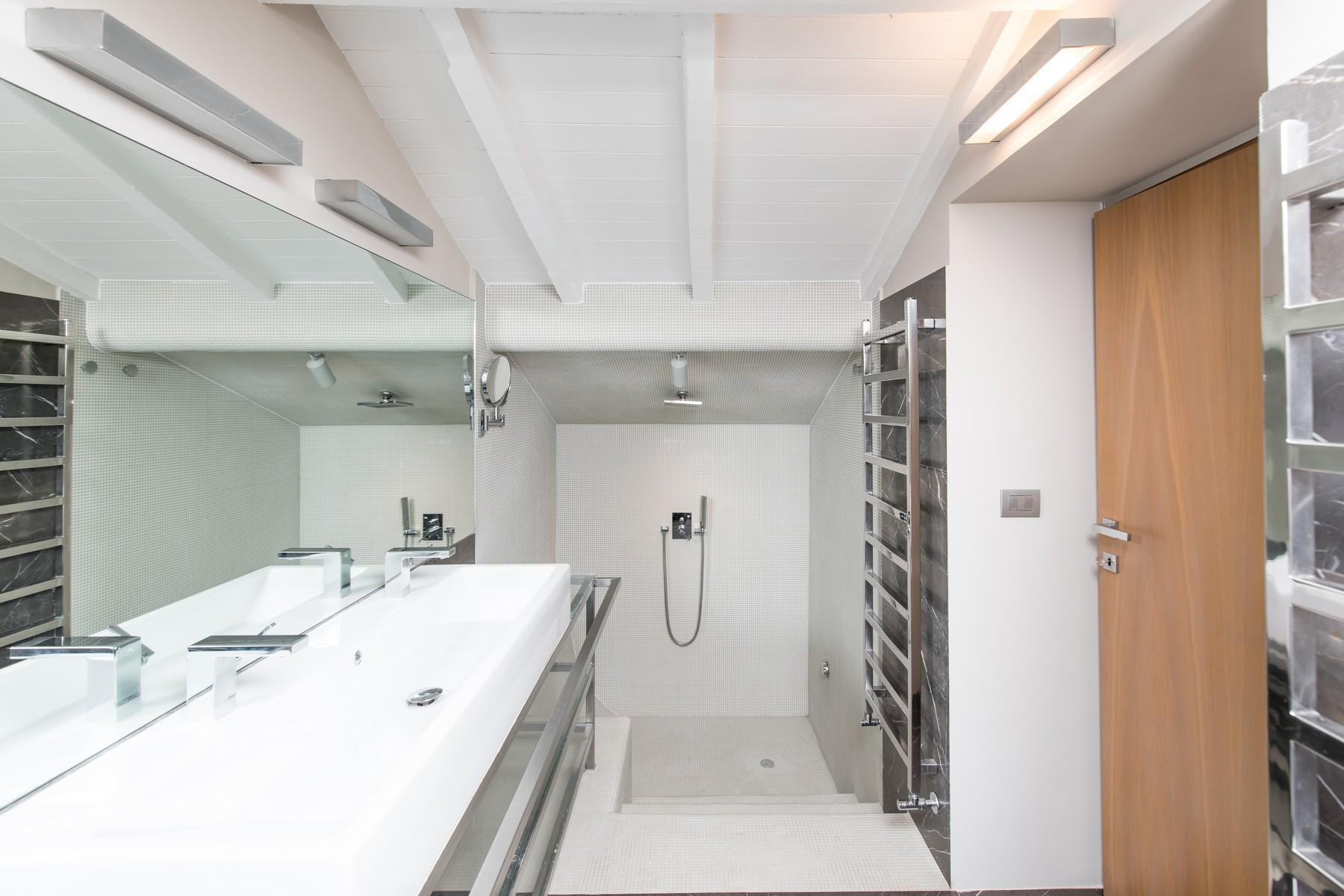 Luxury penthouse inside Villa Brasini with stunning views - 24