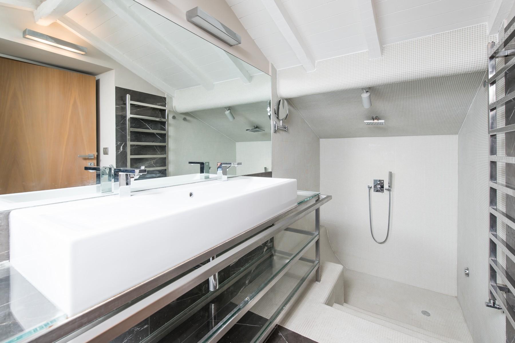 Luxury penthouse inside Villa Brasini with stunning views - 25