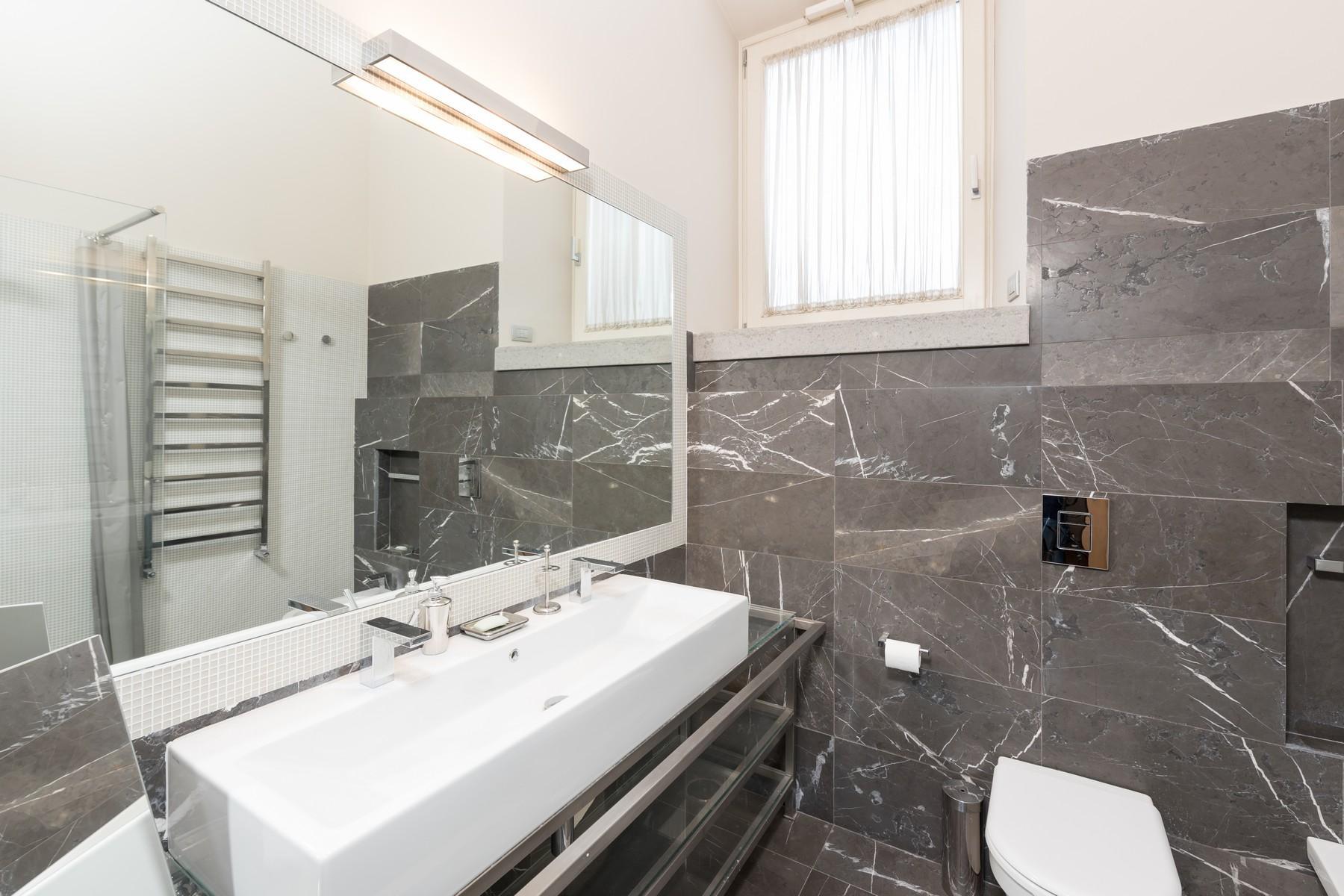 Luxury penthouse inside Villa Brasini with stunning views - 27