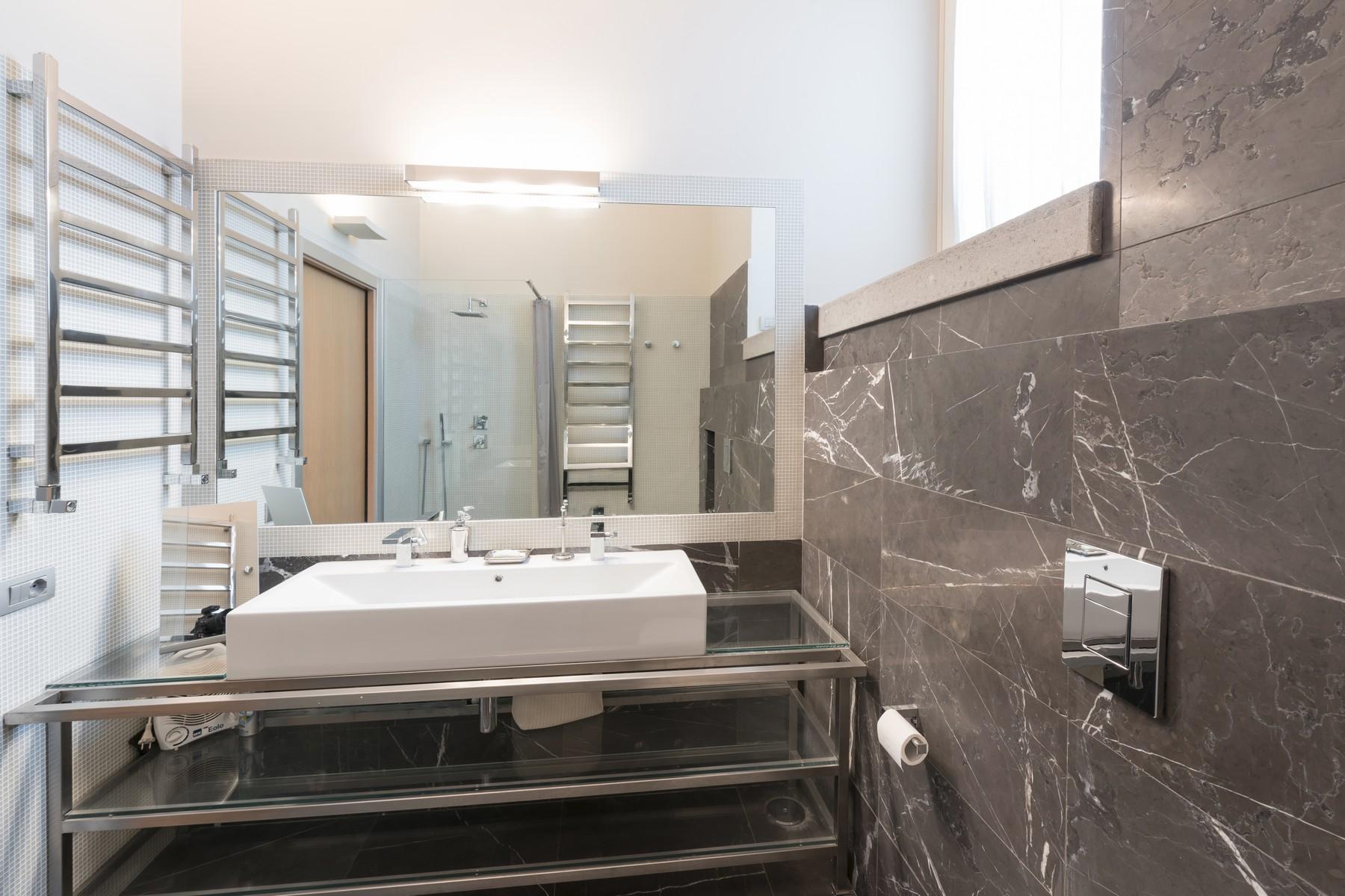 Luxury penthouse inside Villa Brasini with stunning views - 28