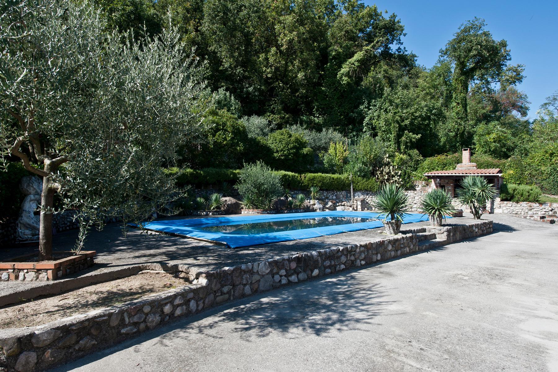 Villa indipendente di charme con piscina ed ampio giardino - 15