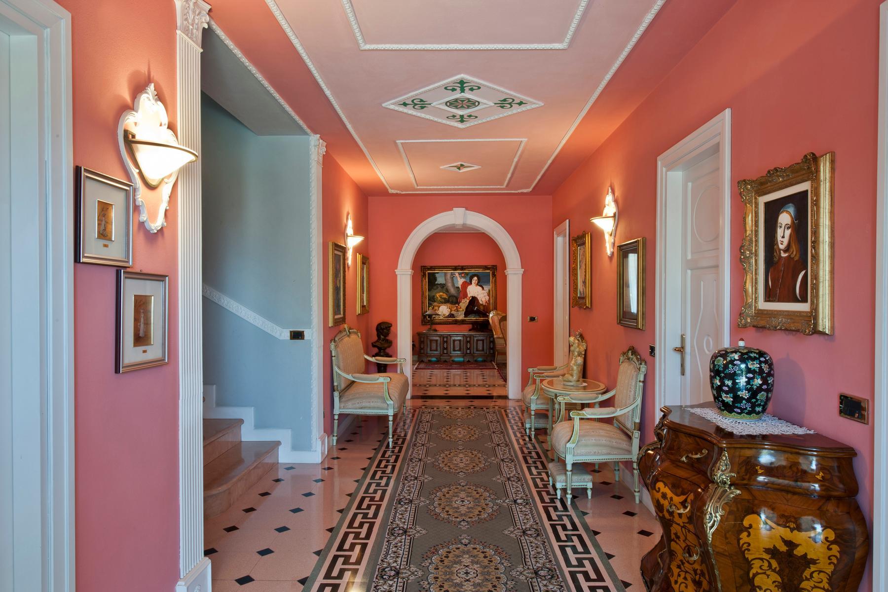 Villa indipendente di charme con piscina ed ampio giardino - 8