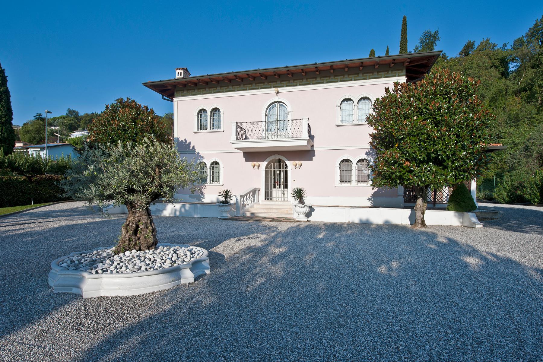 Villa indipendente di charme con piscina ed ampio giardino - 17