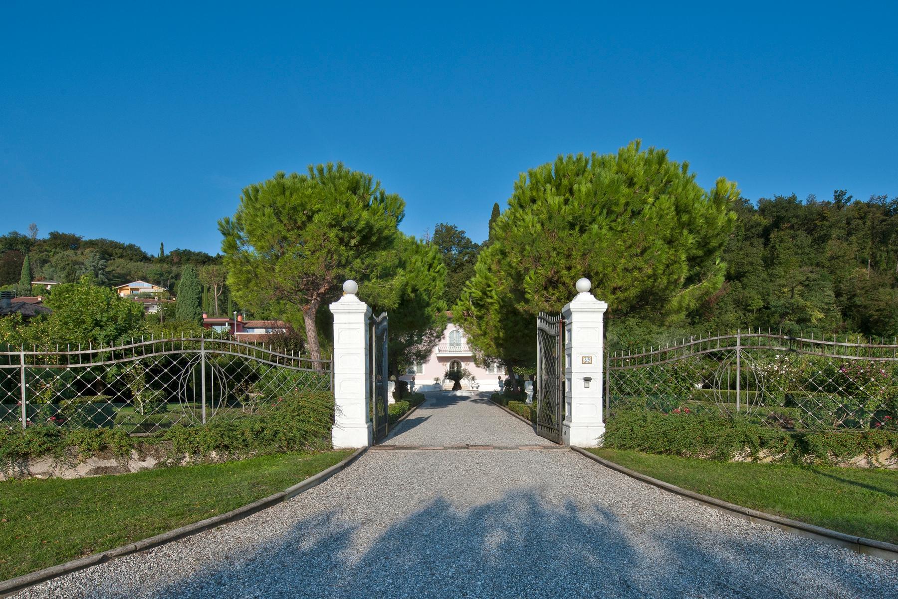 Villa indipendente di charme con piscina ed ampio giardino - 18