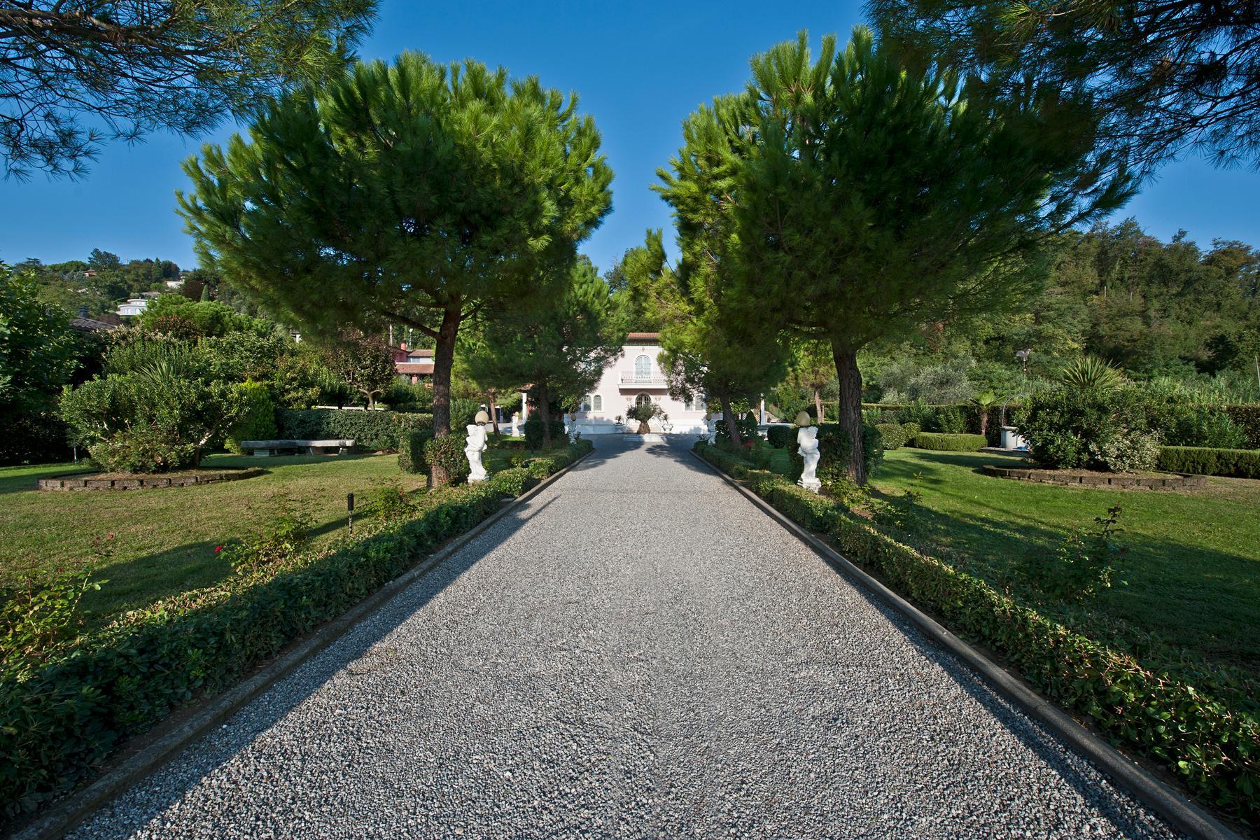 Villa indipendente di charme con piscina ed ampio giardino - 20