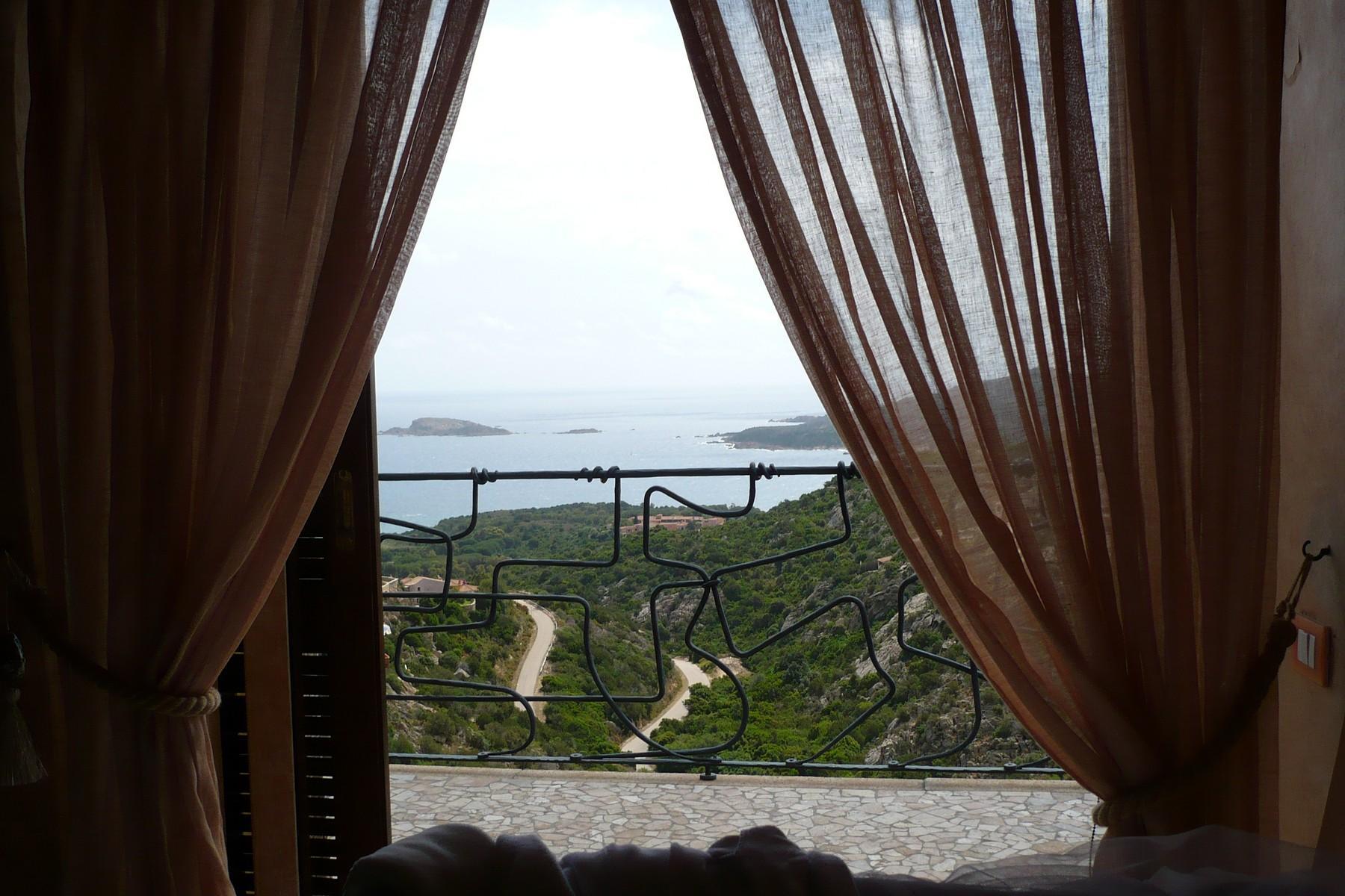 Porto Cervo Pantogia Belle villa sur la colline de Pantogia - 9