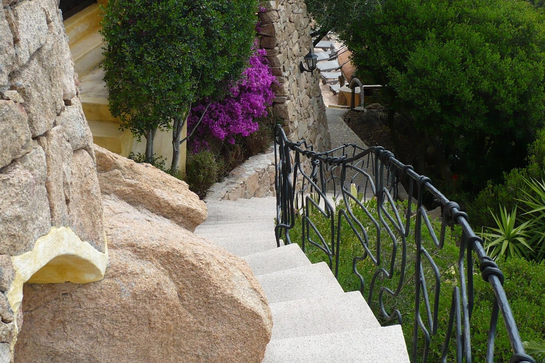 Porto Cervo Pantogia Beautiful Villa on the Pantogia Hill - 19