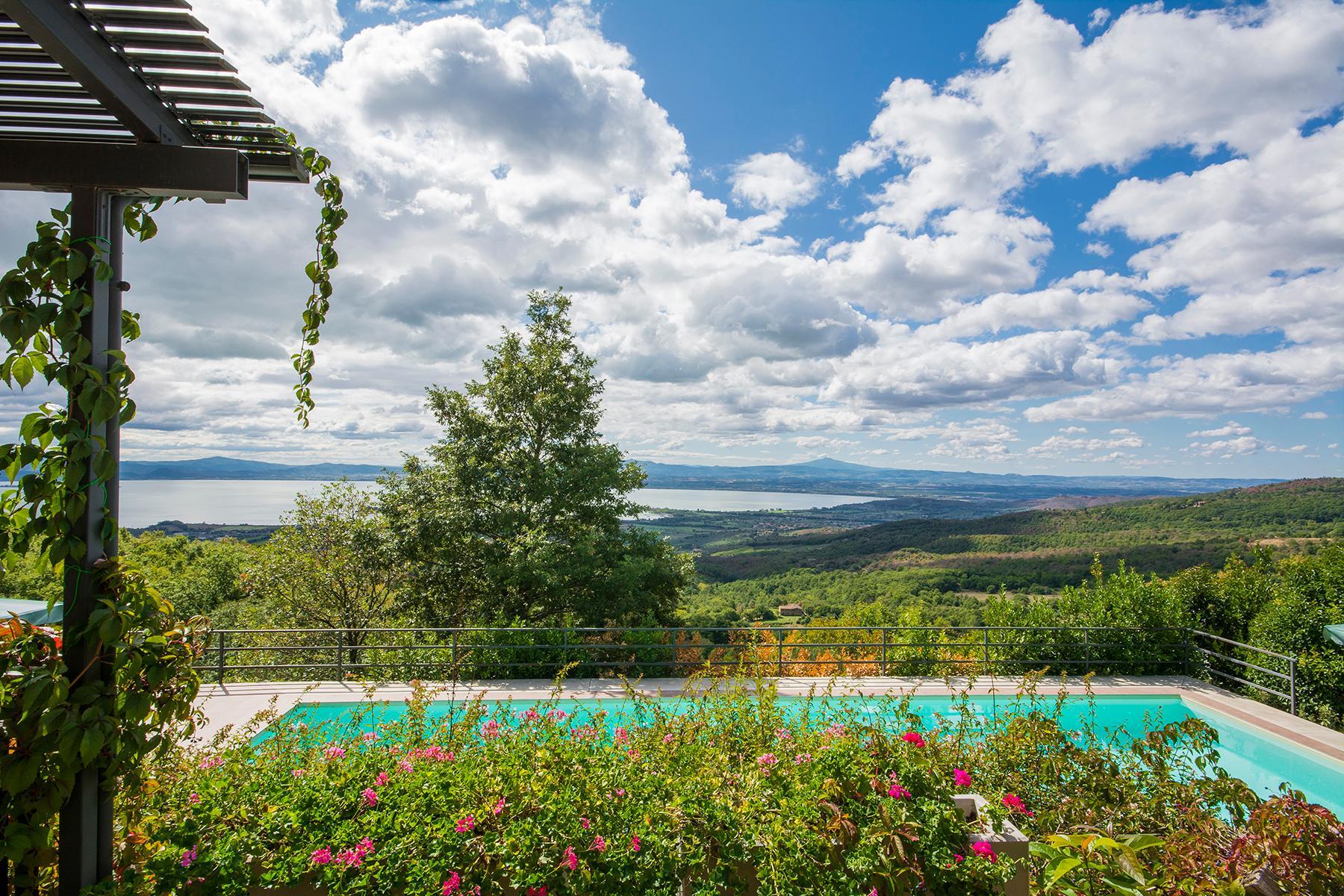 Villa moderna con finiture di pregio in posizione vista lago esclusiva - 7