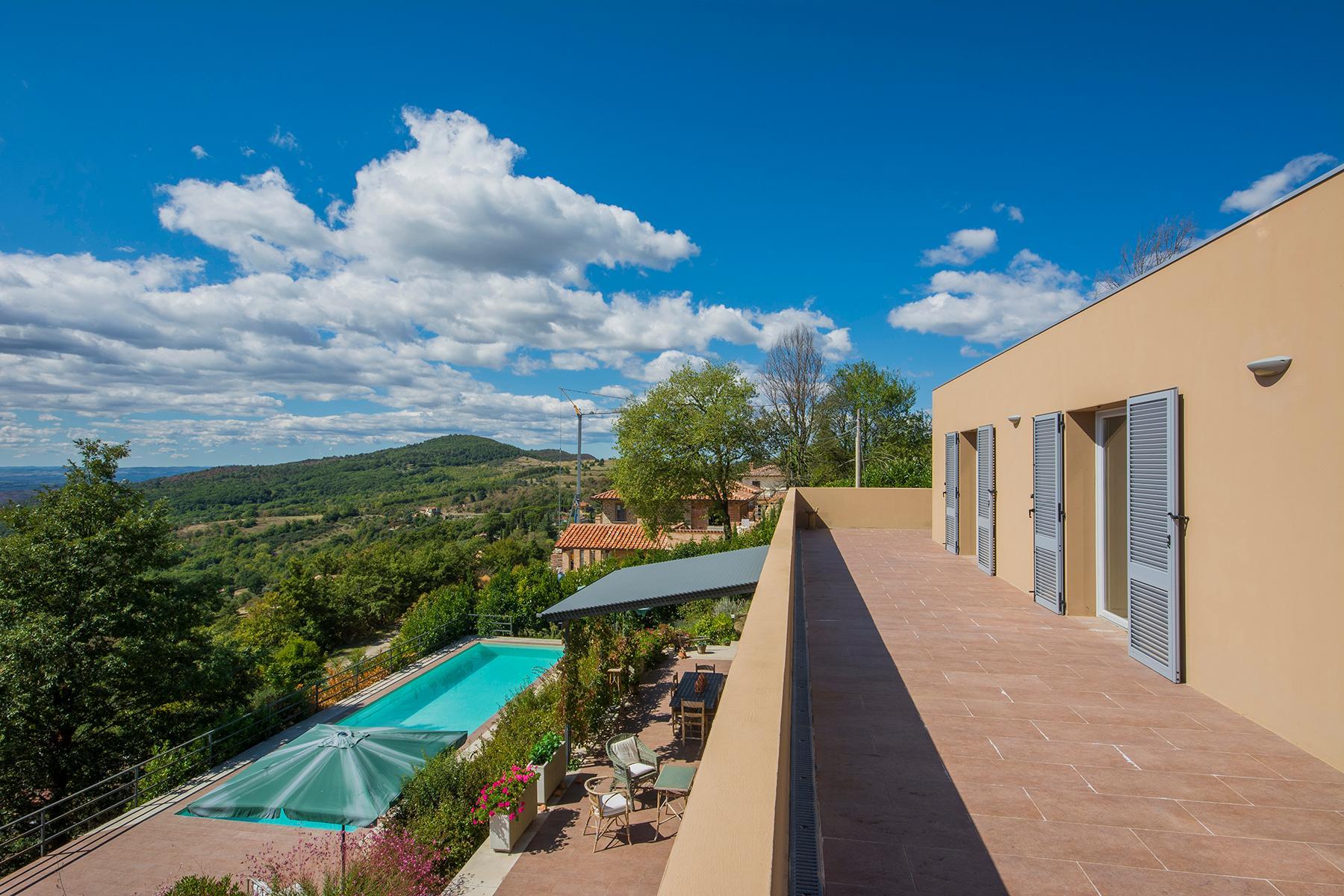 Villa moderna con finiture di pregio in posizione vista lago esclusiva - 11