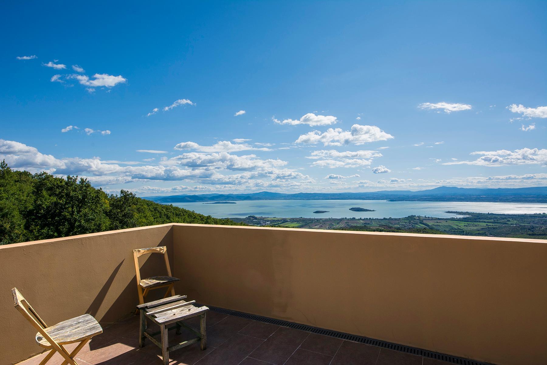 Villa moderna con finiture di pregio in posizione vista lago esclusiva - 25